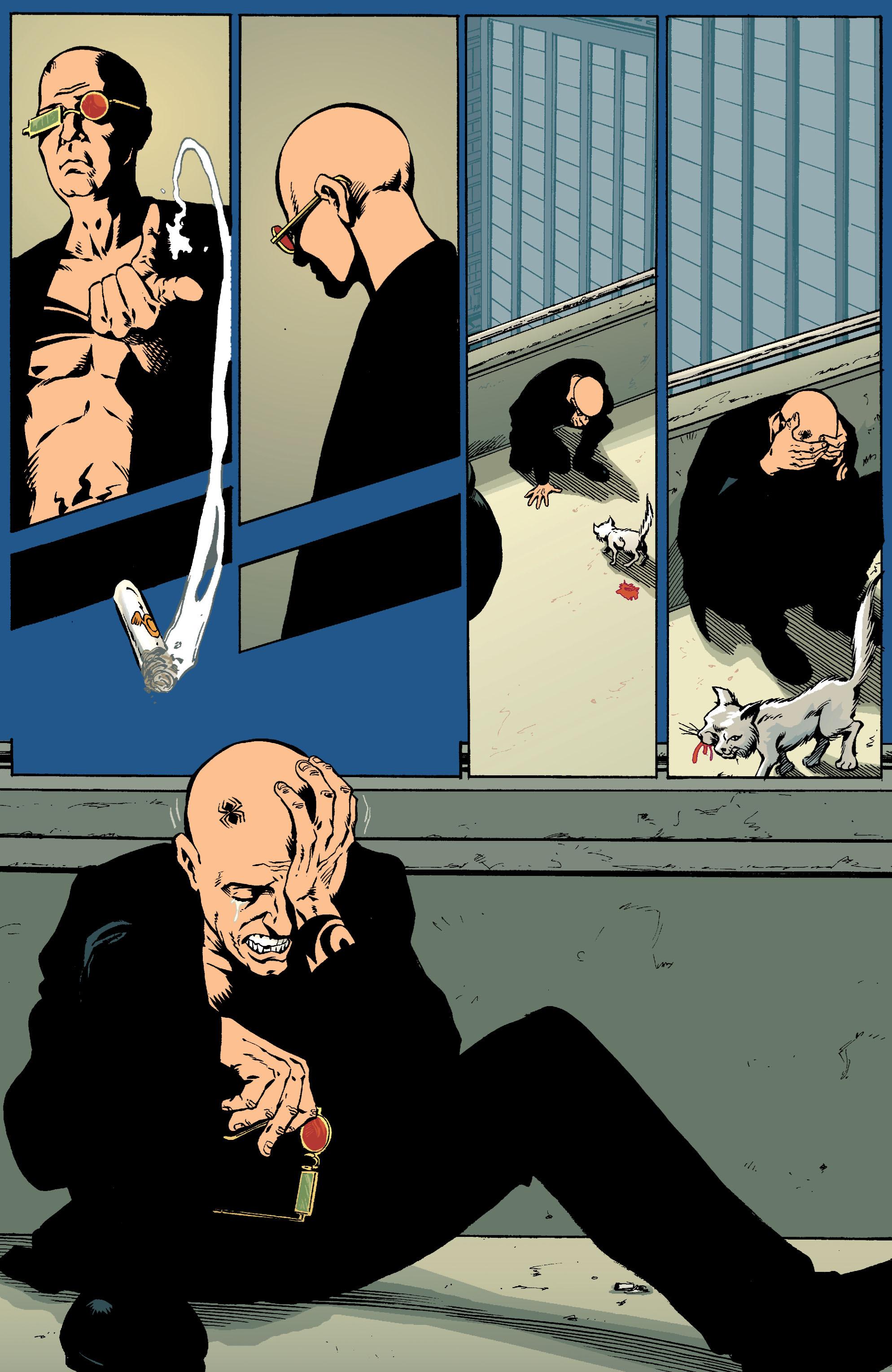Read online Transmetropolitan comic -  Issue #19 - 16
