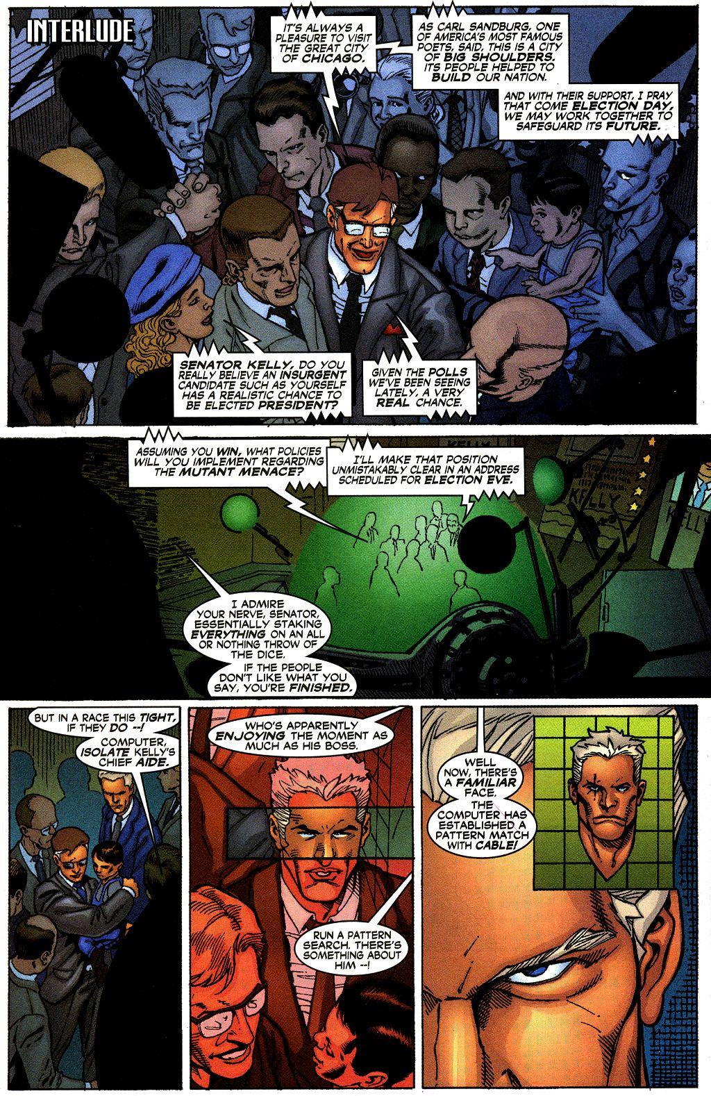 X-Men (1991) 105 Page 11