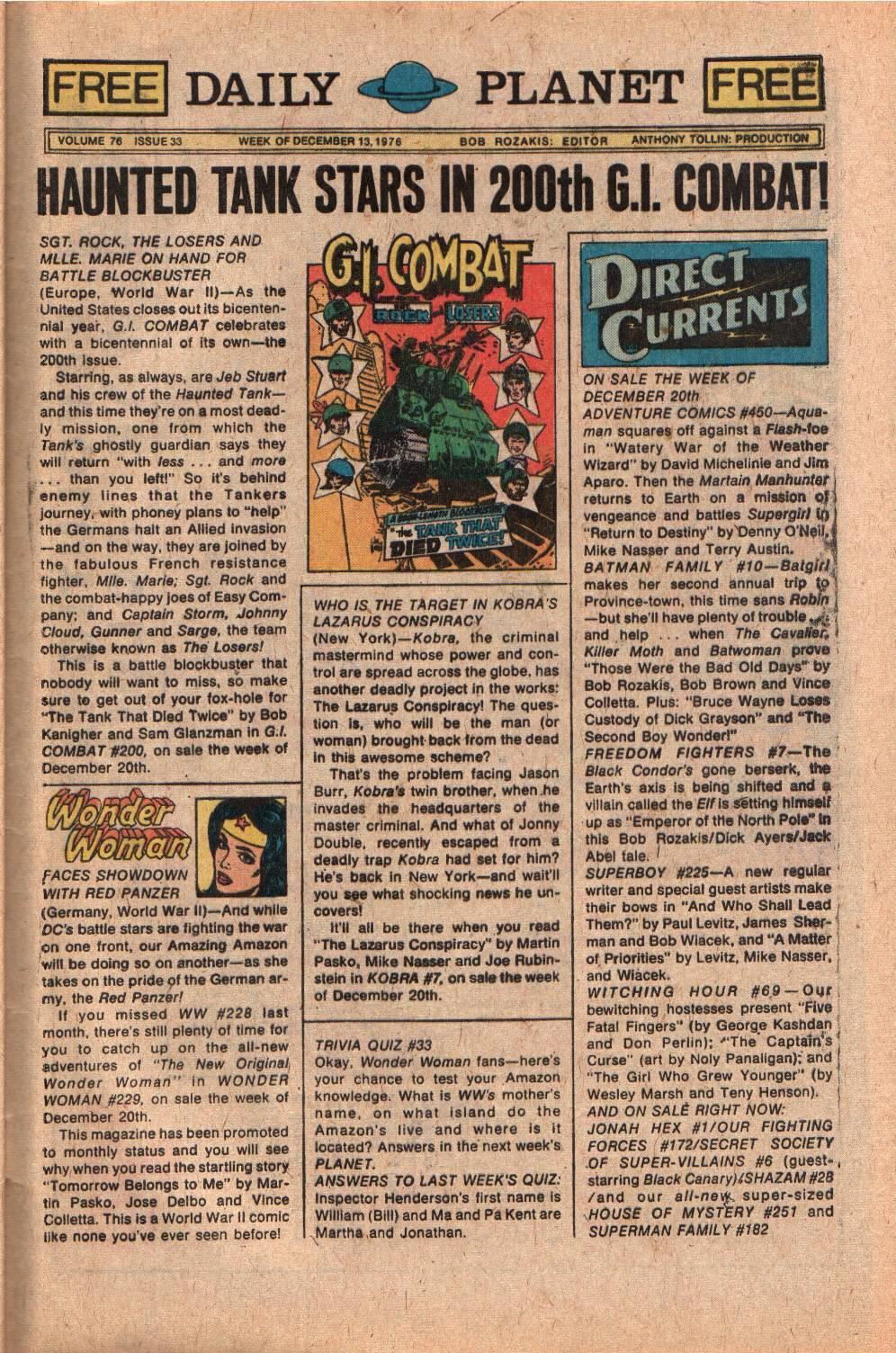 Read online Shazam! (1973) comic -  Issue #28 - 33