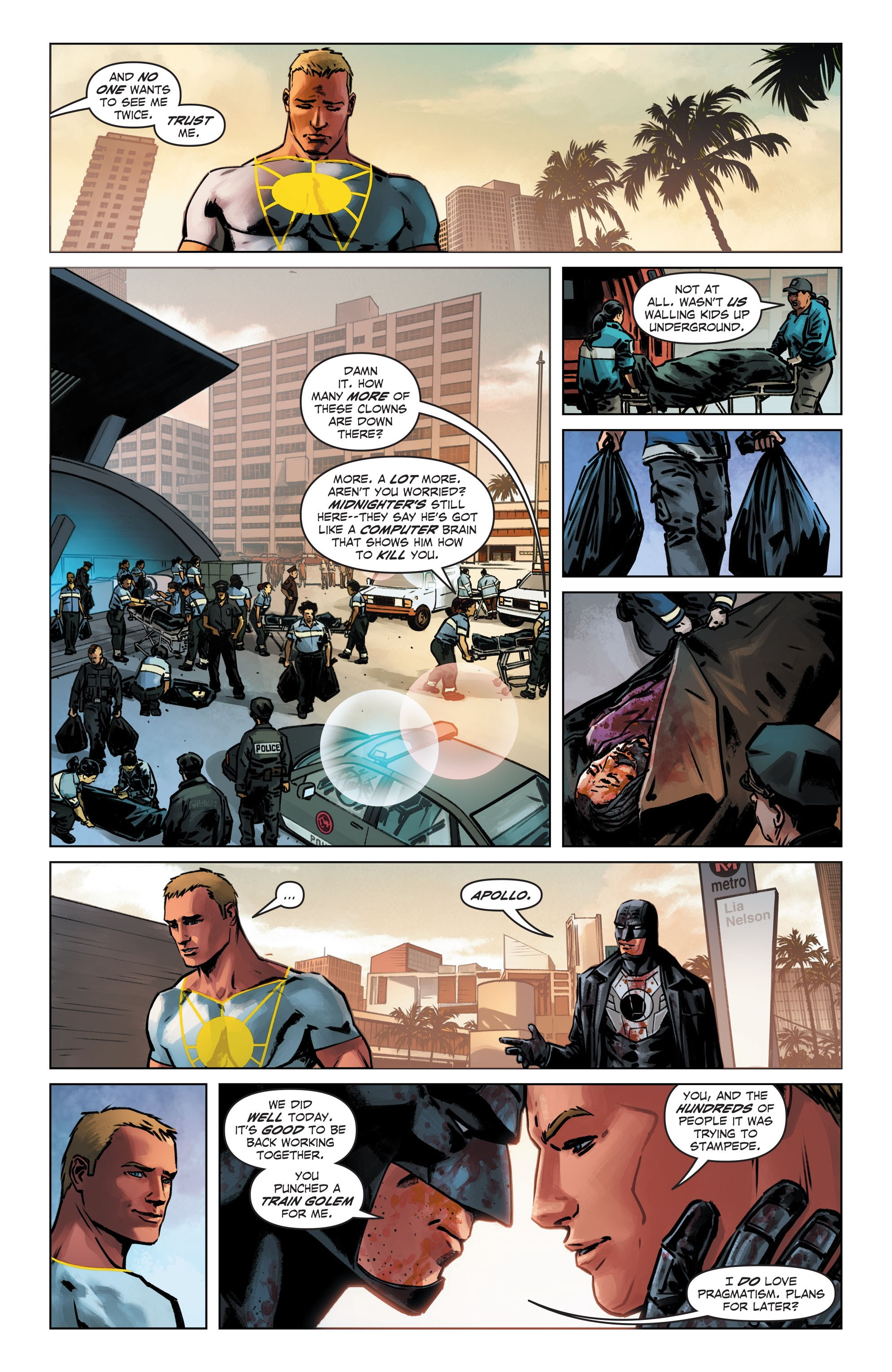 Midnighter and Apollo #_TPB #7 - English 14