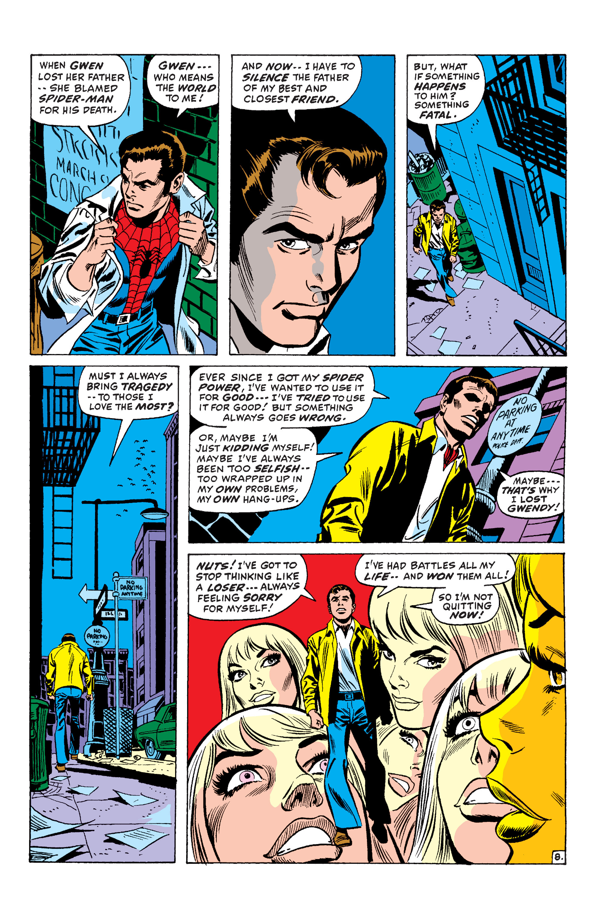 The Amazing Spider-Man (1963) 97 Page 8