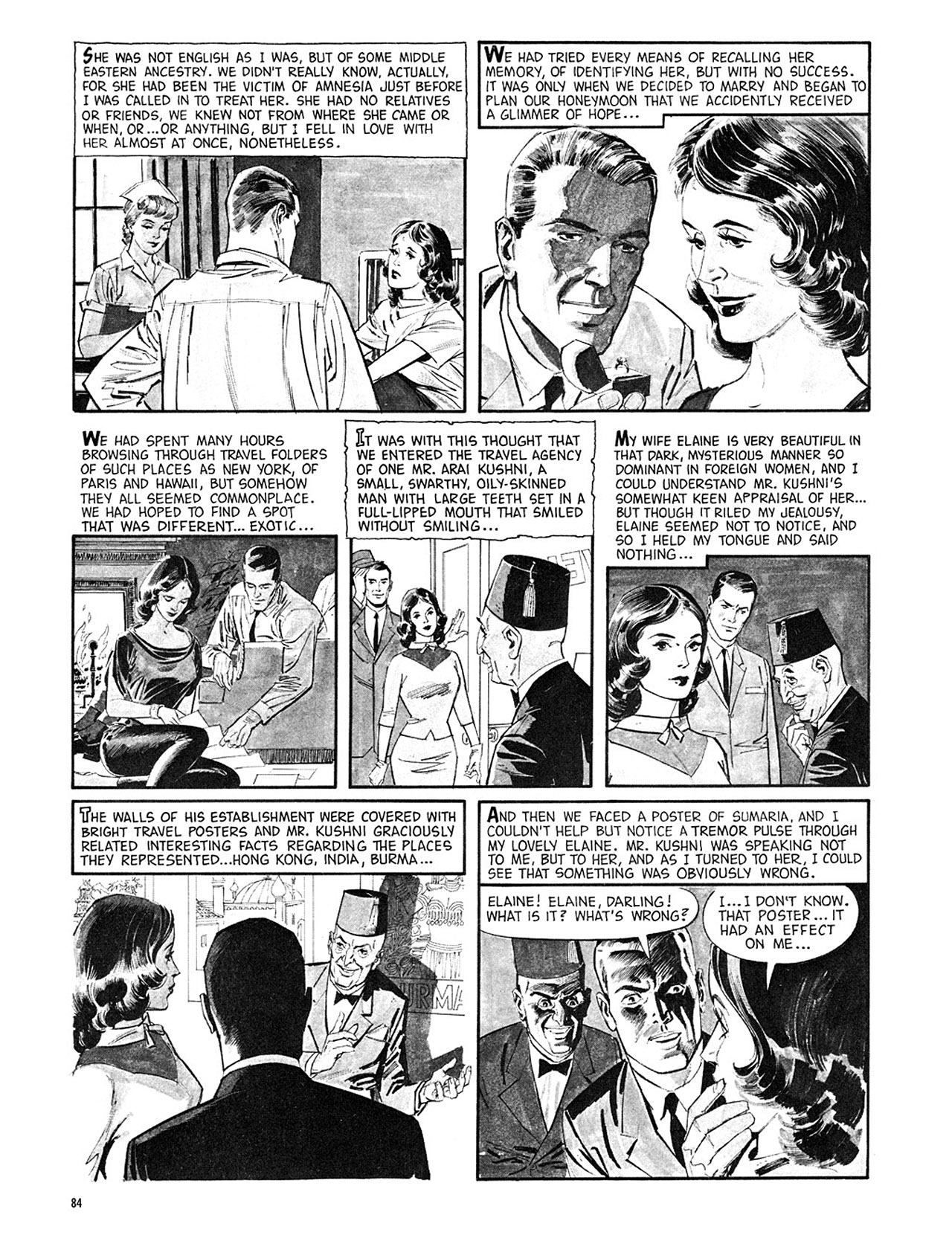 Read online Eerie Archives comic -  Issue # TPB 3 - 85