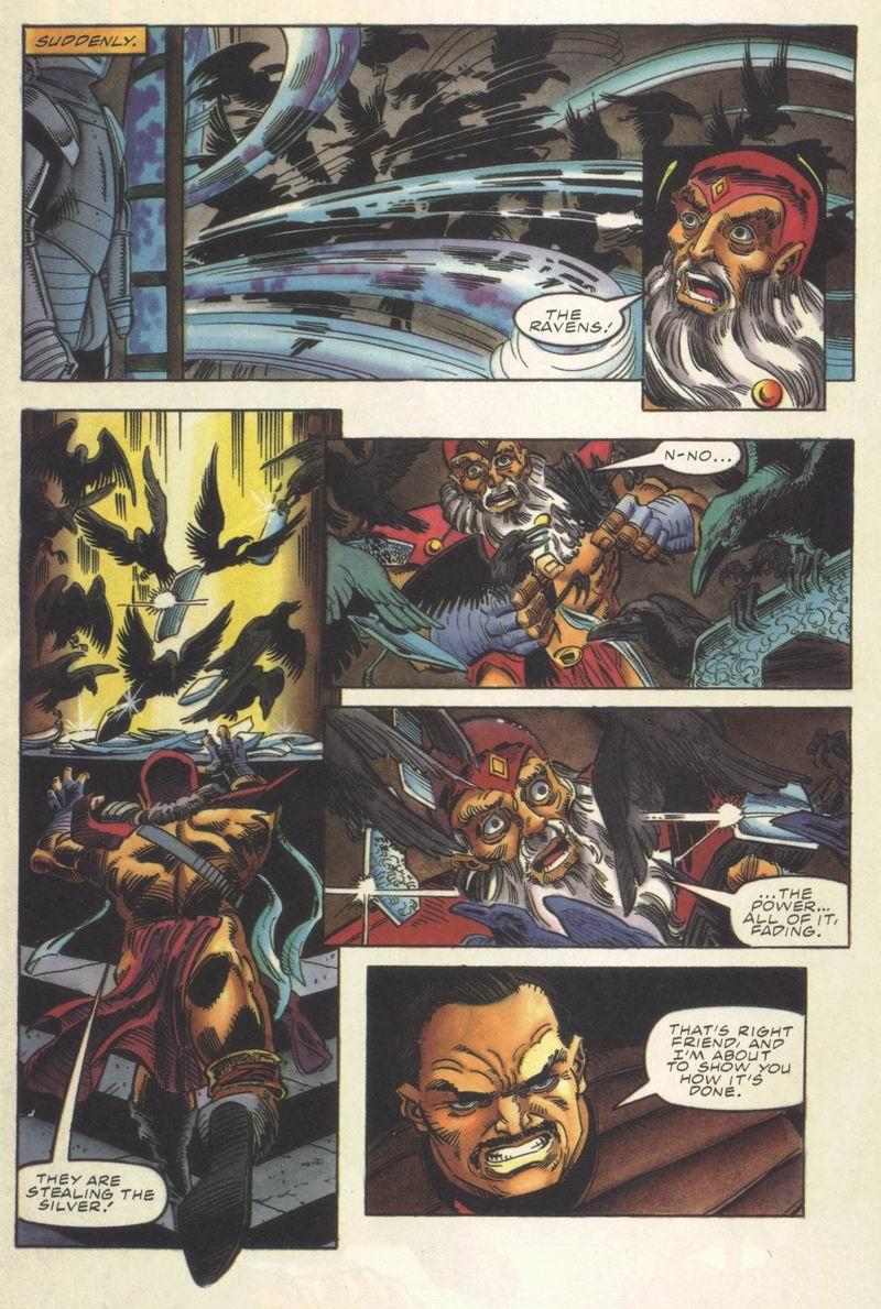 Read online Secret Weapons comic -  Issue #13 - 20