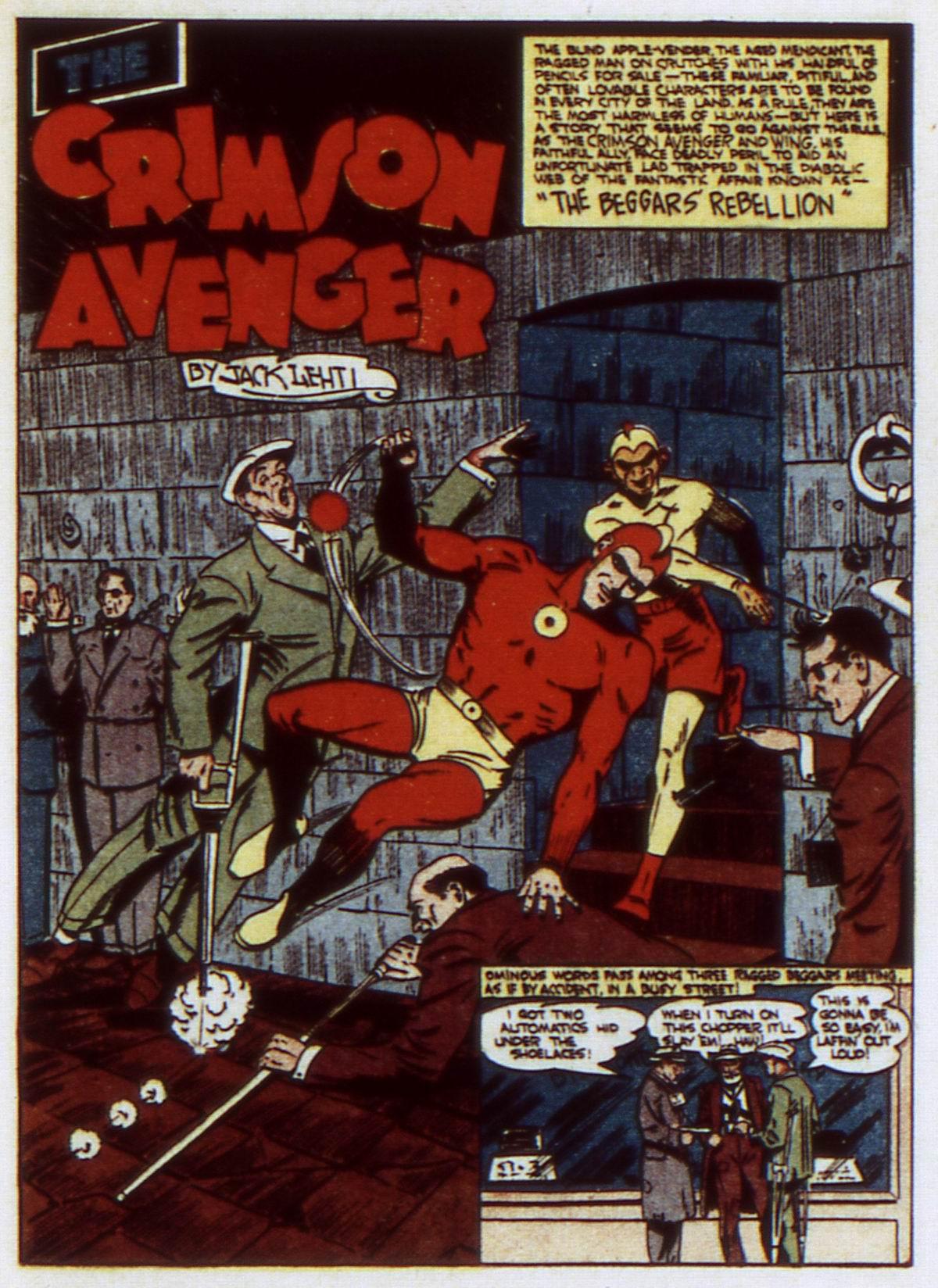 Detective Comics (1937) 61 Page 30