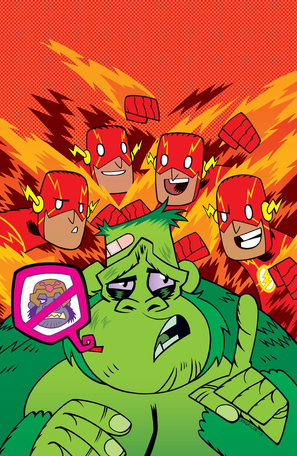 Read online The Flash (2011) comic -  Issue # _TPB 8 (Part 2) - 110