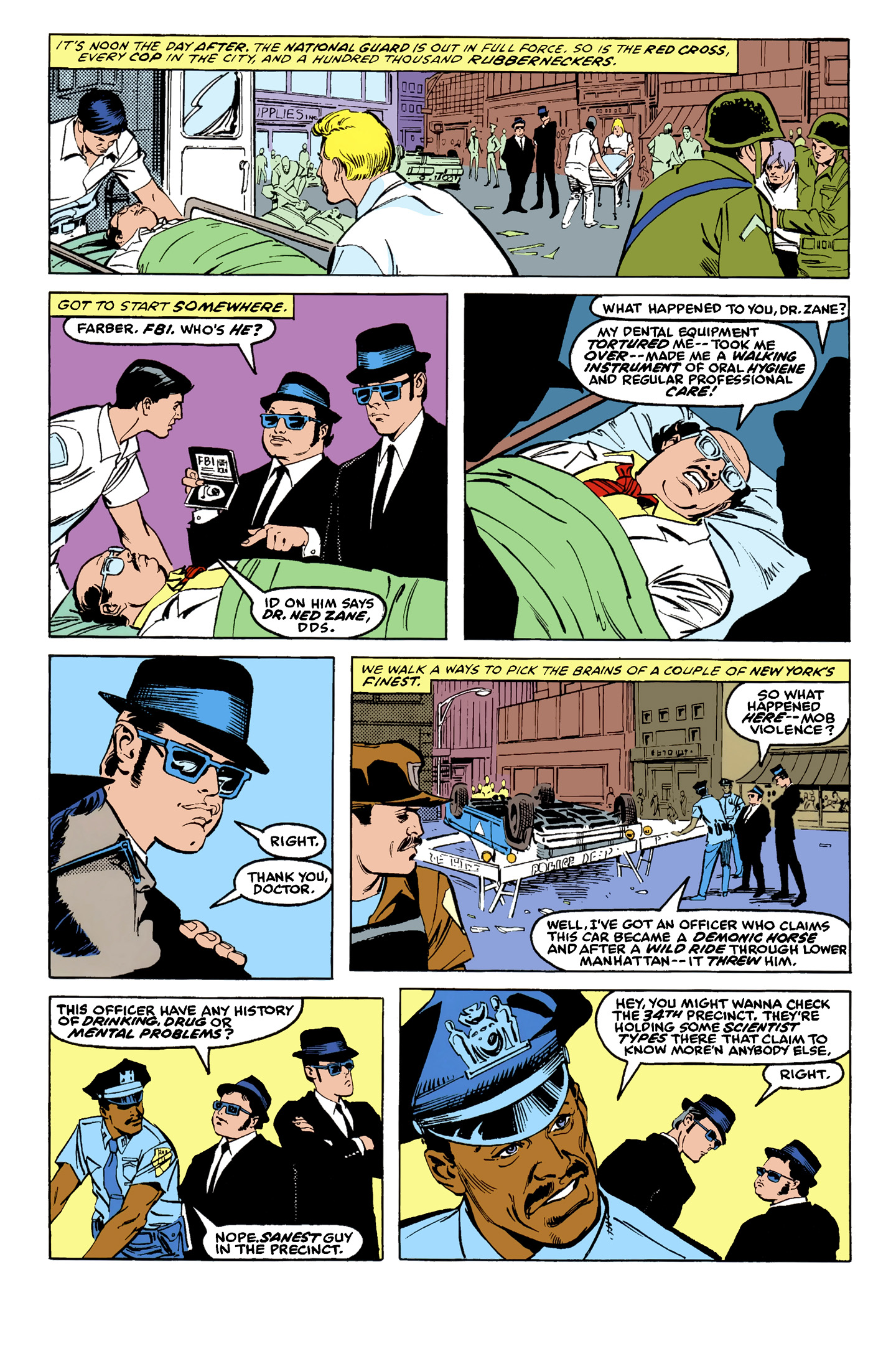 Read online X-Factor (1986) comic -  Issue # _ Annual 4 - 39