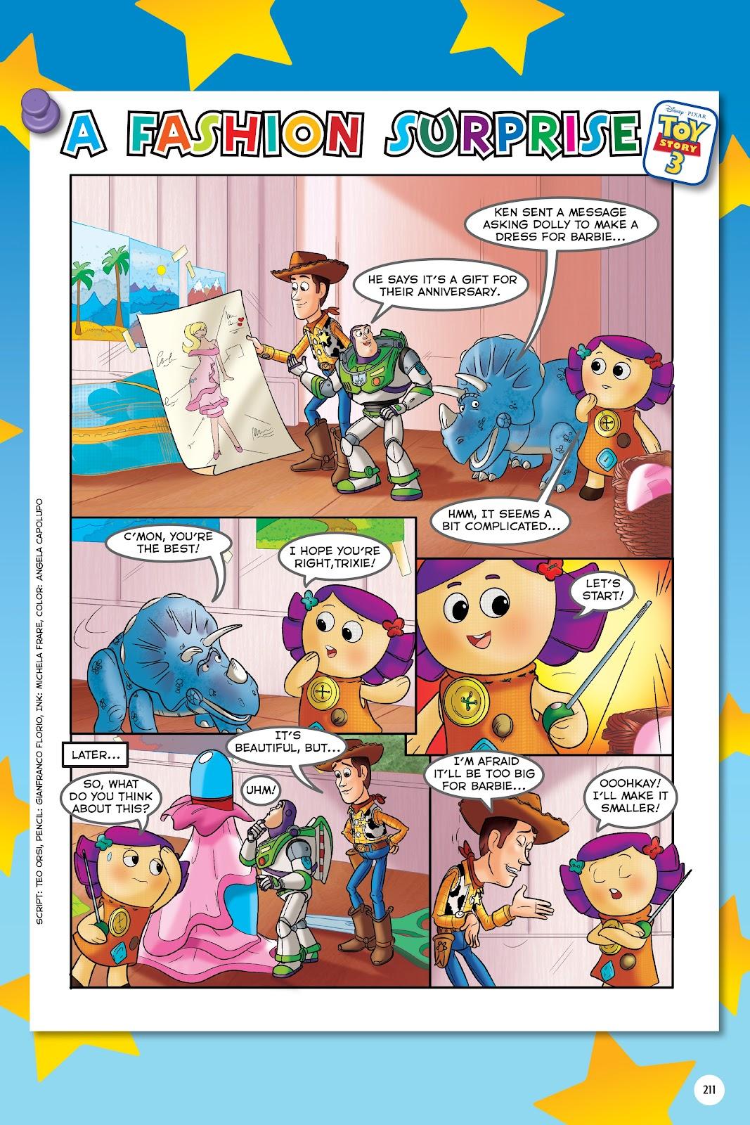 Read online DISNEY·PIXAR Toy Story Adventures comic -  Issue # TPB 1 (Part 3) - 11