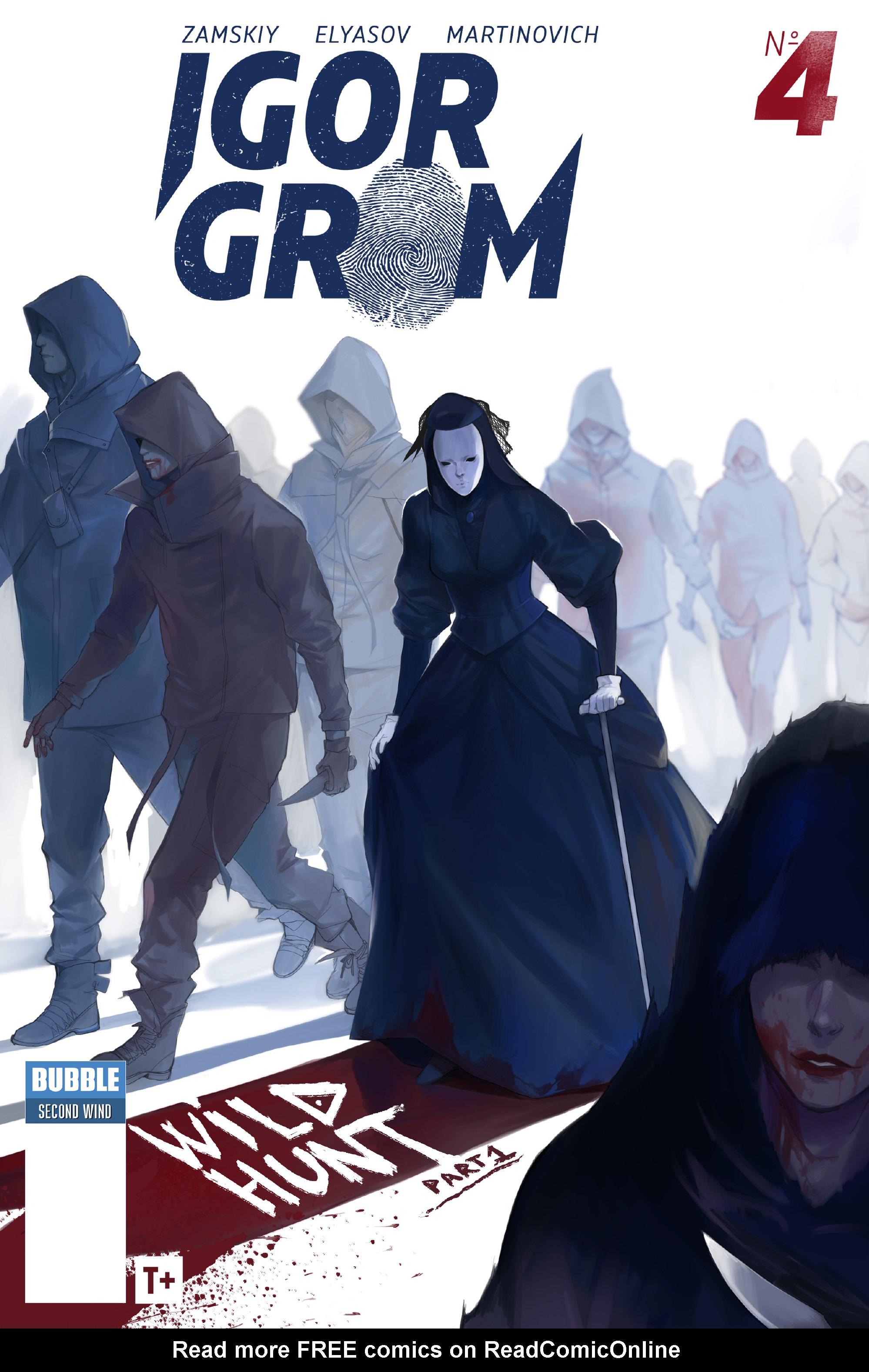 Read online Igor Grom comic -  Issue #4 - 1