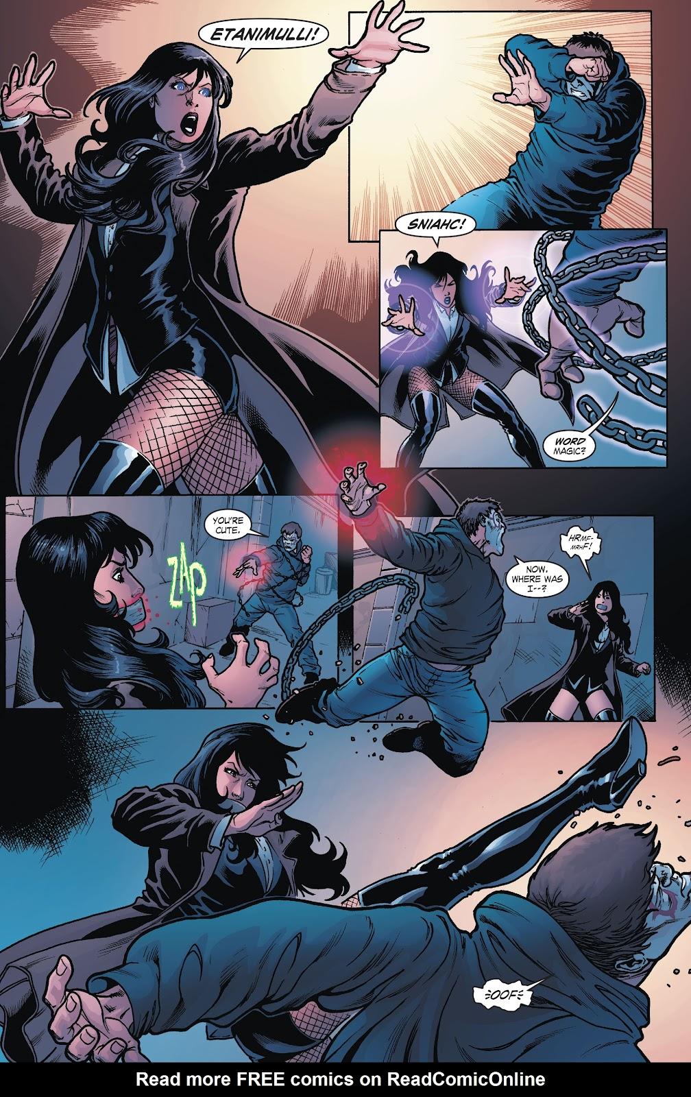 Read online Smallville Season 11 [II] comic -  Issue # TPB 8 - 14