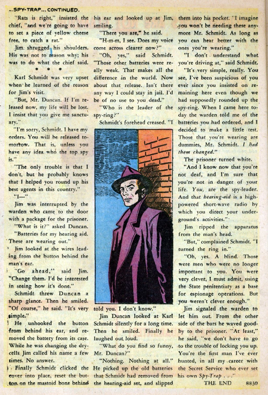 Kent Blake of the Secret Service issue 4 - Page 16