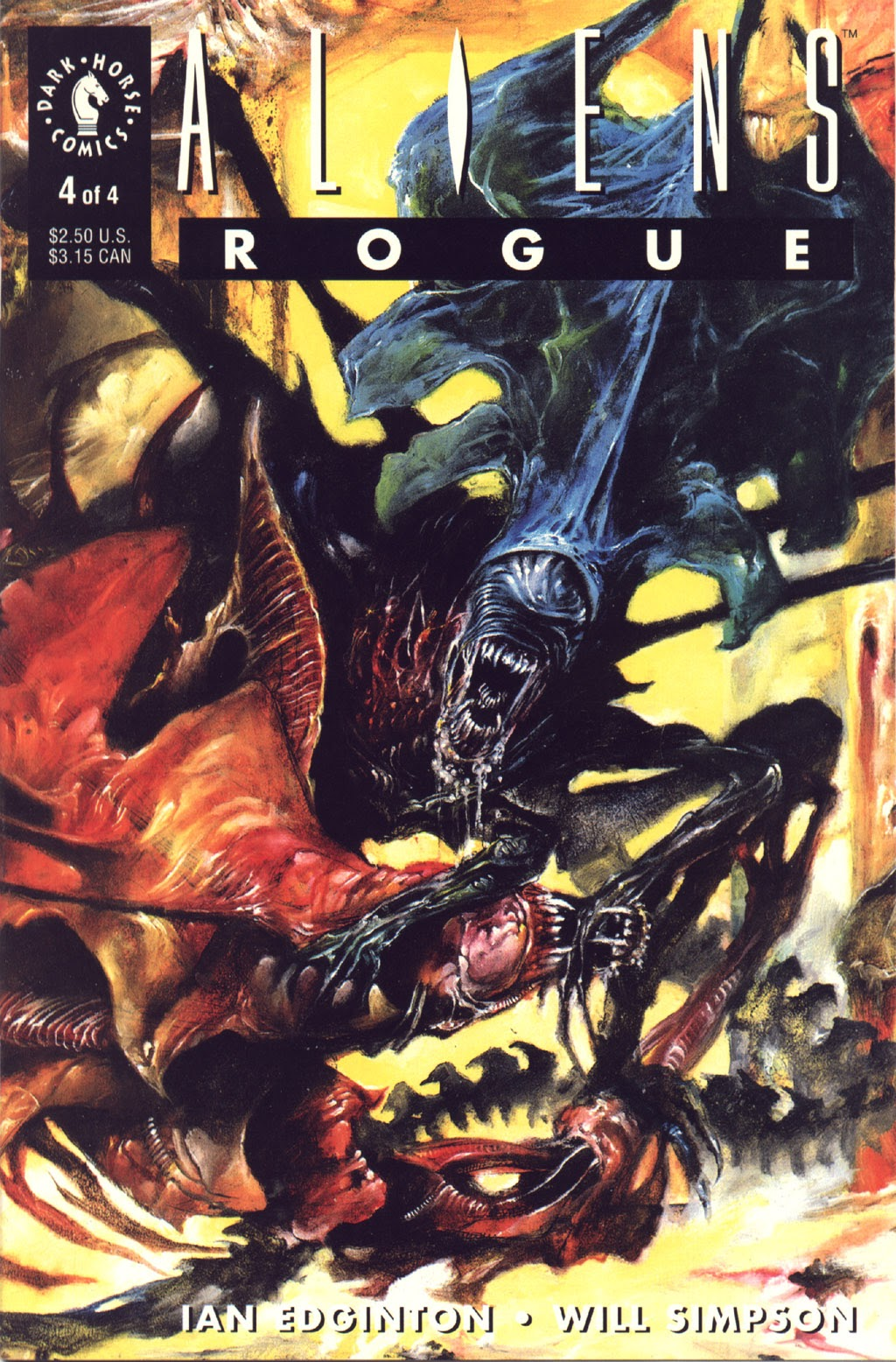 Read online Aliens: Rogue comic -  Issue #1 - 82