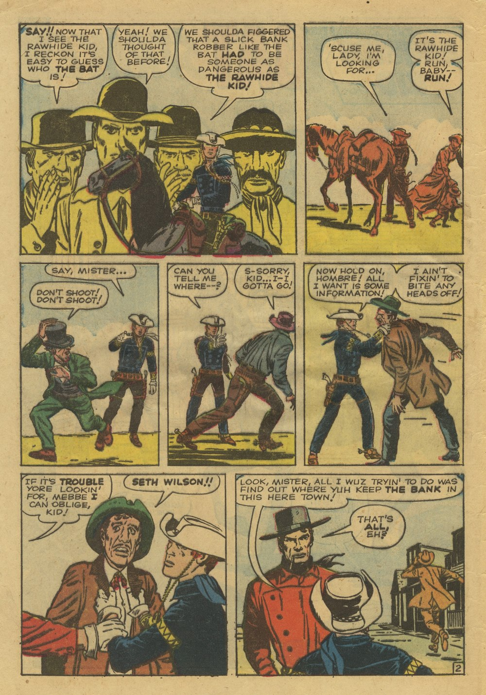 The Rawhide Kid (1955) issue 25 - Page 4