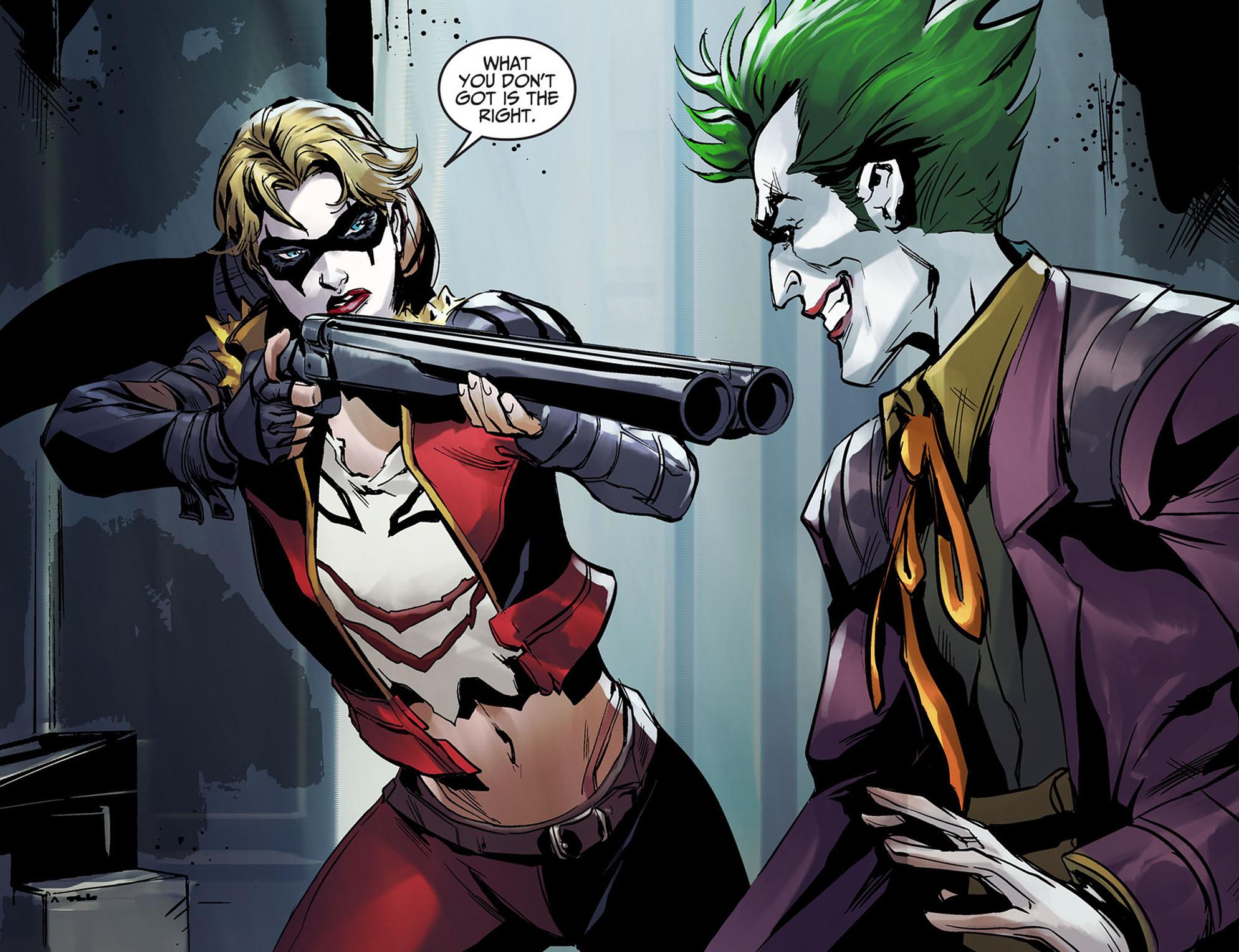 Read online Injustice: Ground Zero comic -  Issue #5 - 7