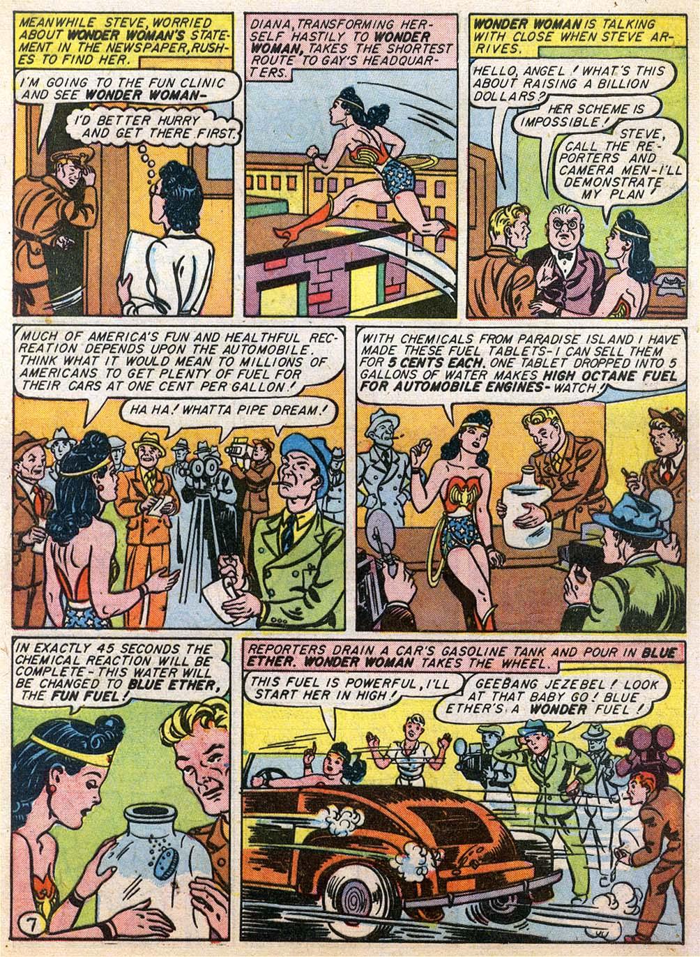 Read online Sensation (Mystery) Comics comic -  Issue #27 - 9