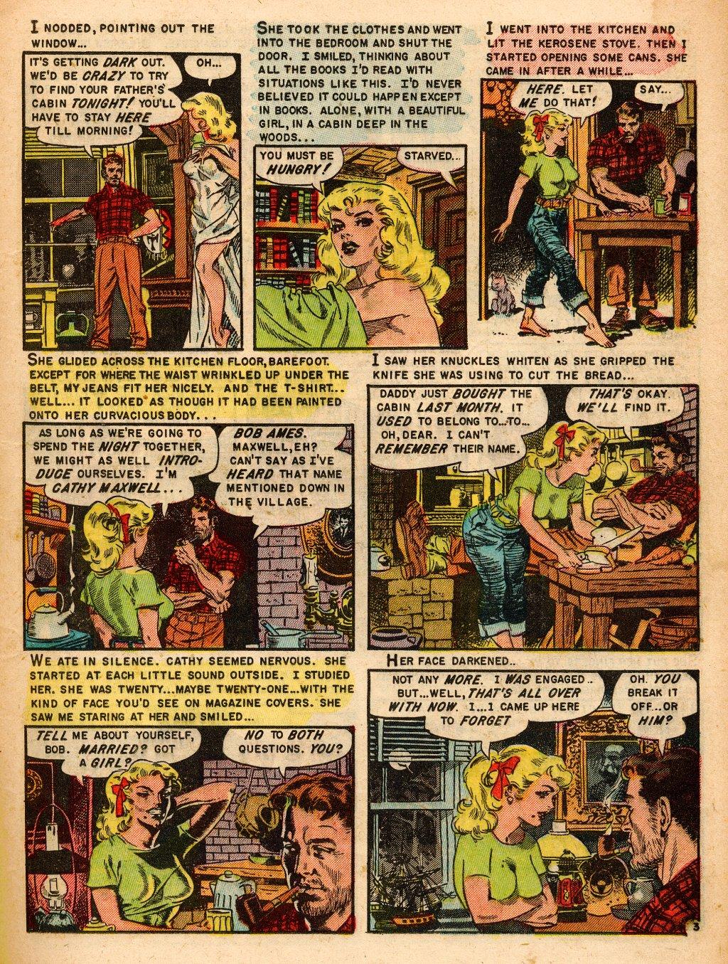 Read online Shock SuspenStories comic -  Issue #9 - 13