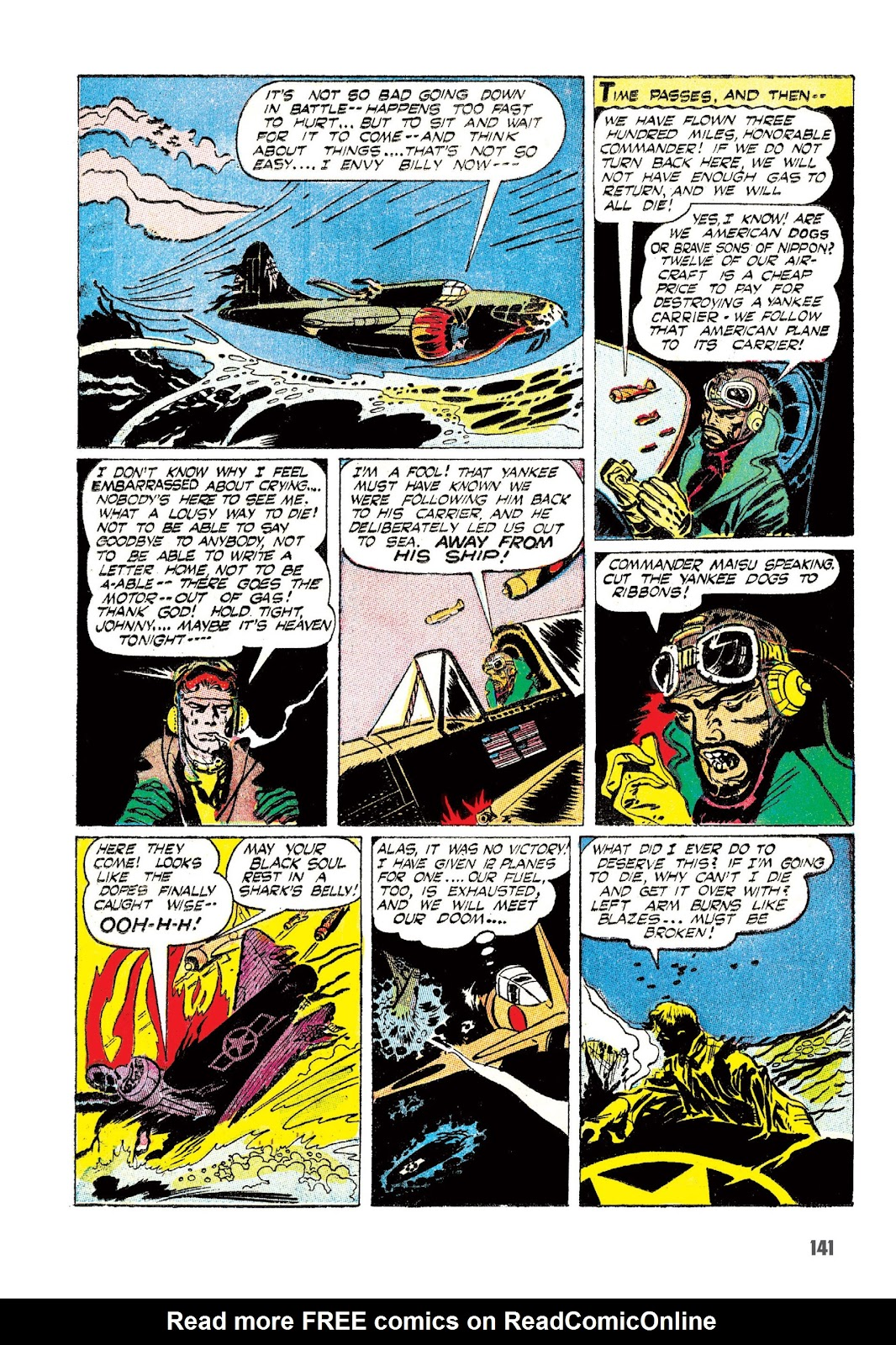 Read online The Joe Kubert Archives comic -  Issue # TPB (Part 2) - 52