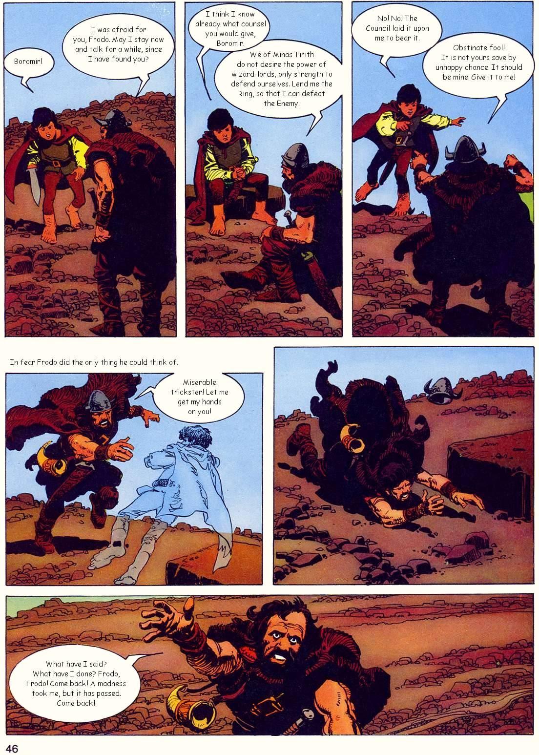 El Señor de los Anillos issue 2 - Page 42