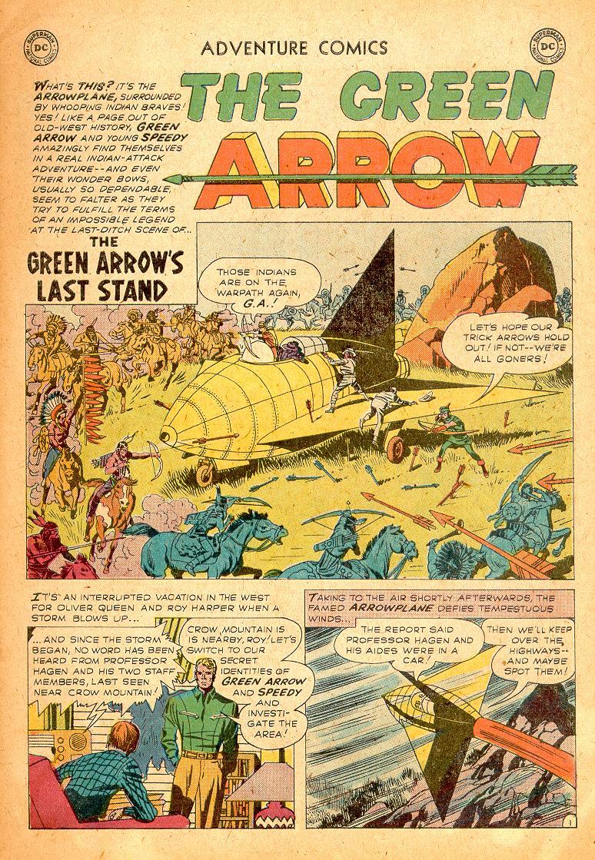 Read online Adventure Comics (1938) comic -  Issue #254 - 27