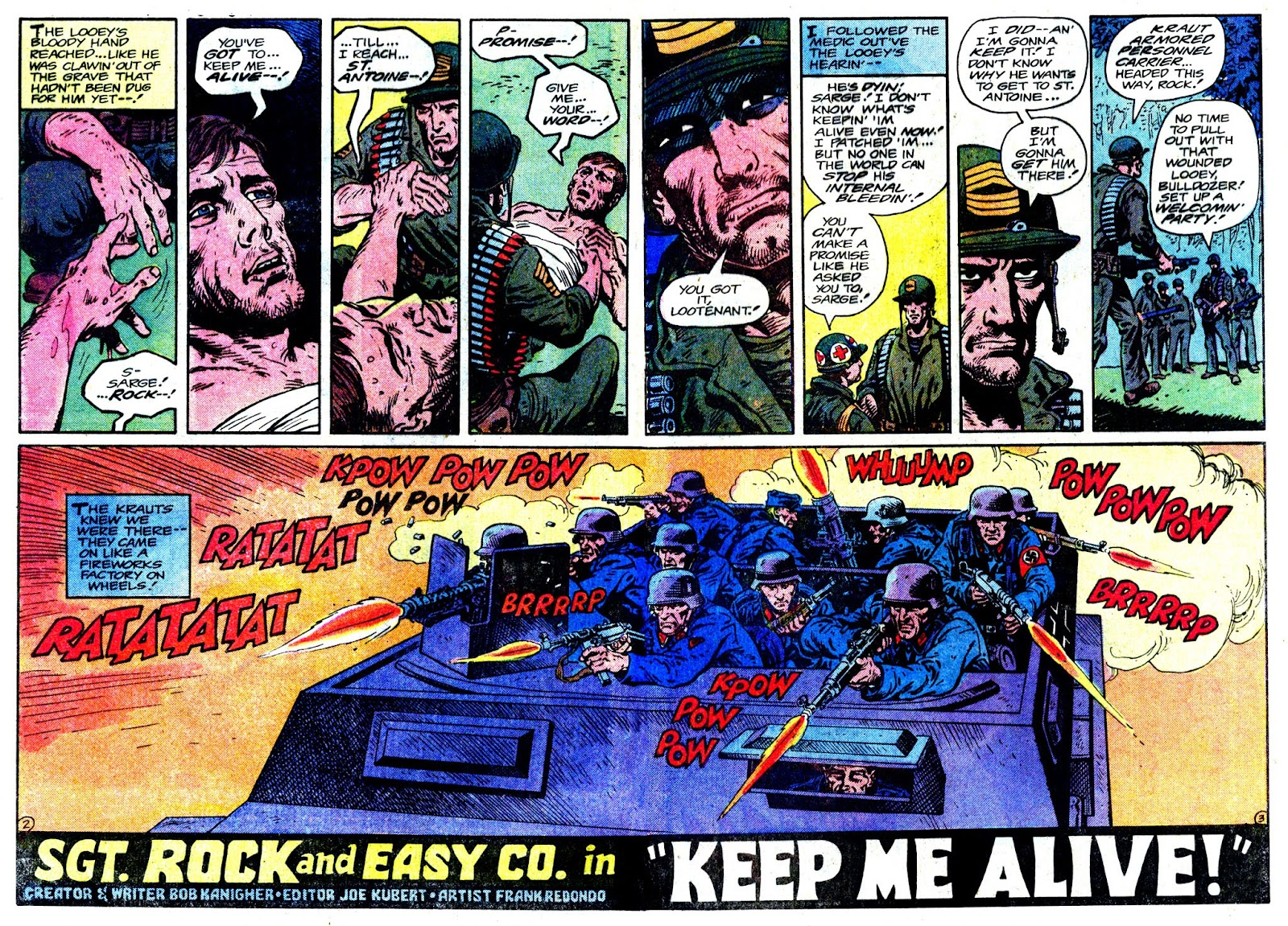 Sgt. Rock issue 361 - Page 3