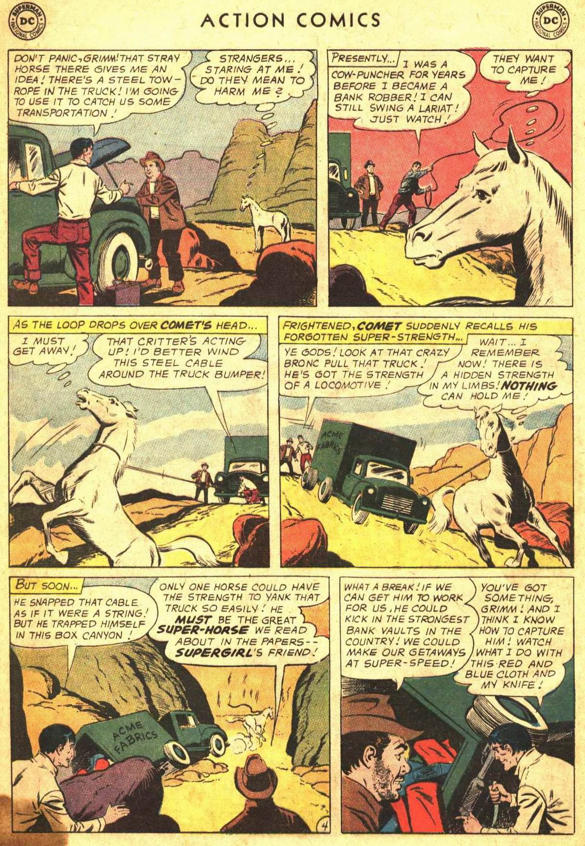 Read online Action Comics (1938) comic -  Issue #300 - 24