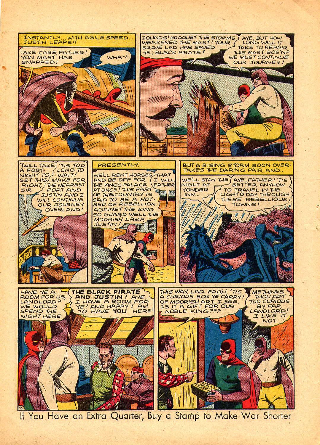 Read online Sensation (Mystery) Comics comic -  Issue #30 - 18