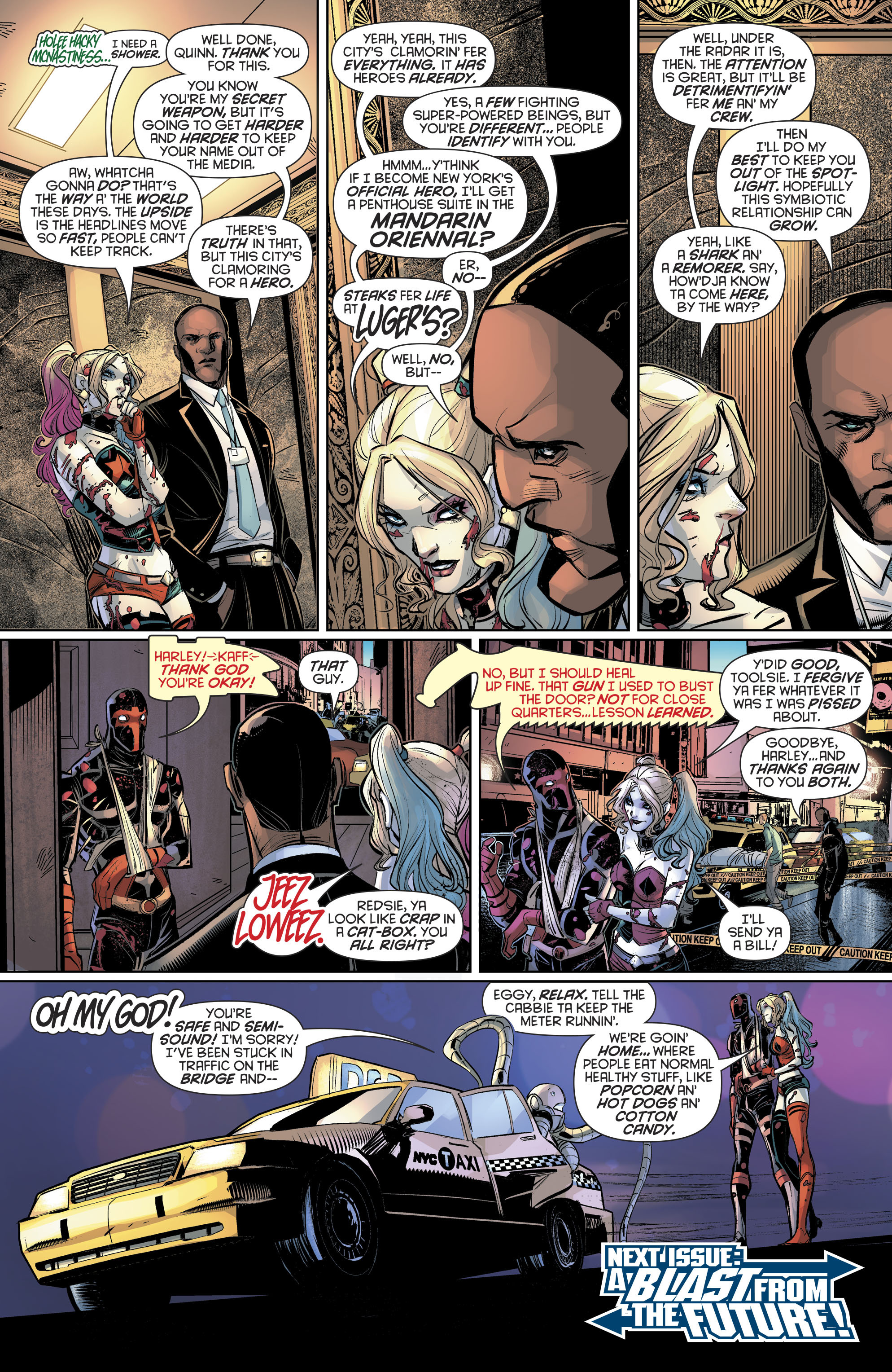 Read online Harley Quinn (2016) comic -  Issue #19 - 17