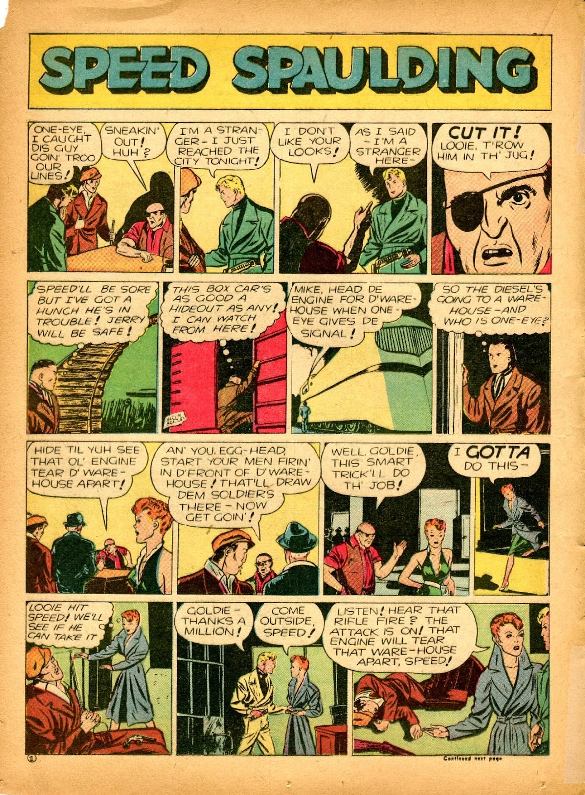 Read online Famous Funnies comic -  Issue #84 - 22
