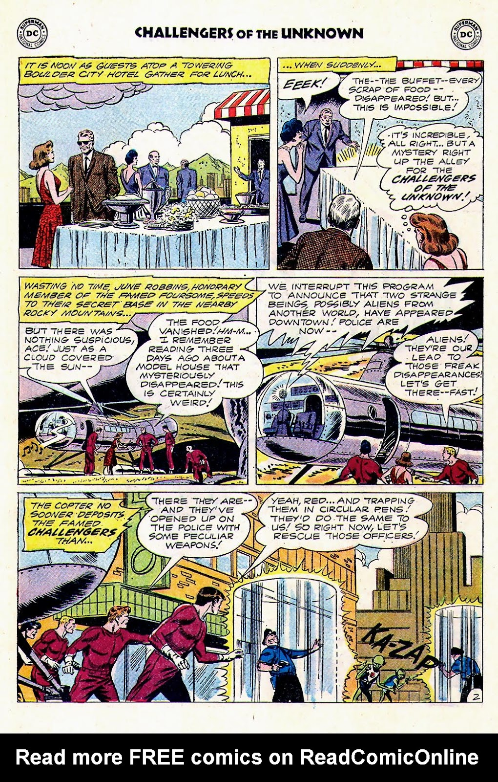 Challengers of the Unknown (1958) issue 23 - Page 19
