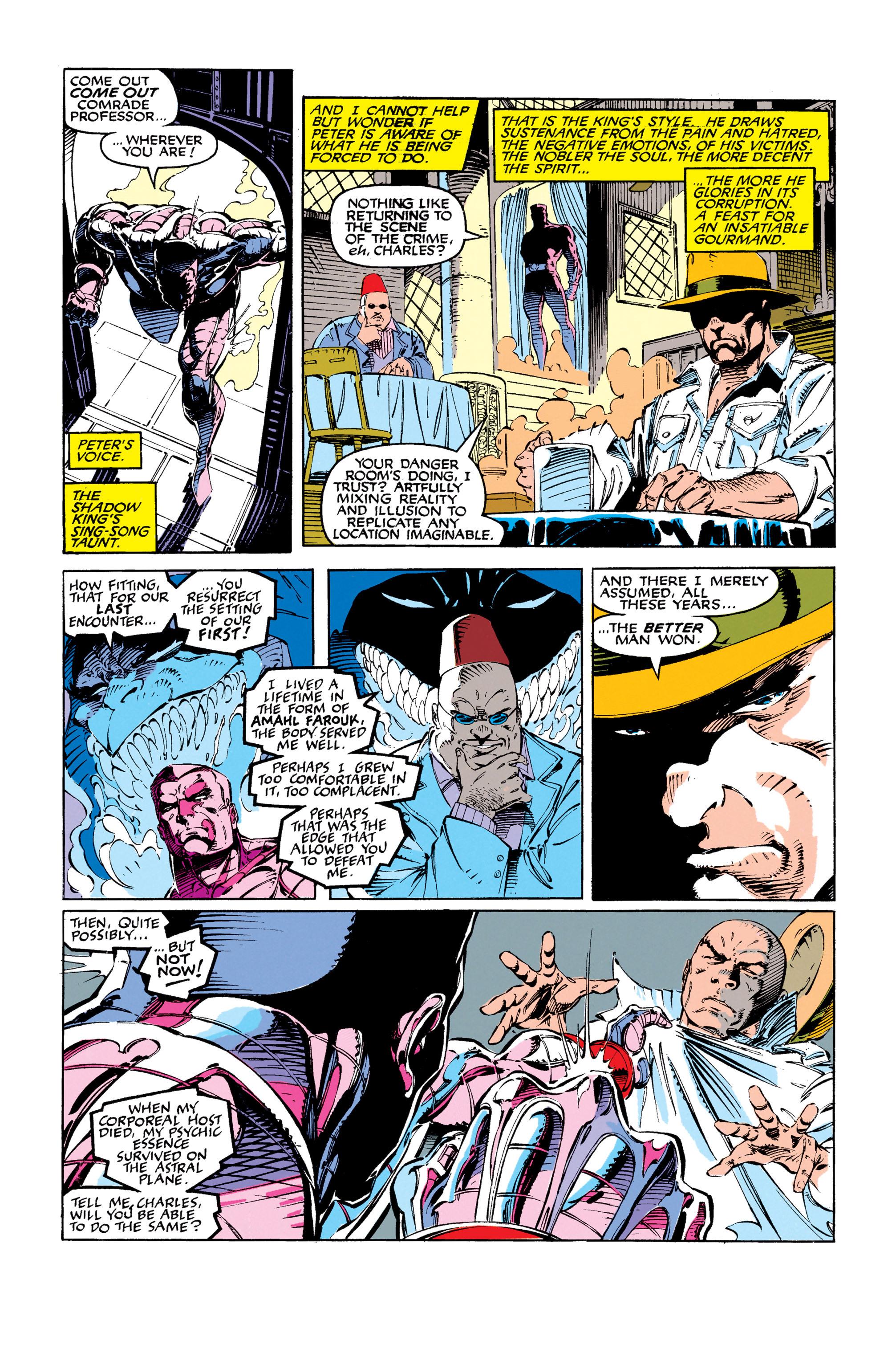 Read online Uncanny X-Men (1963) comic -  Issue #279 - 7