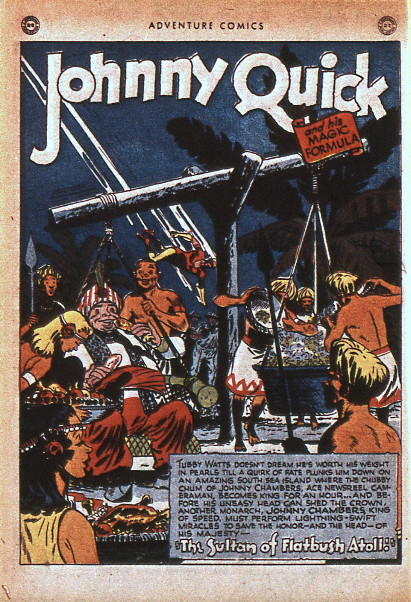 Read online Adventure Comics (1938) comic -  Issue #116 - 41