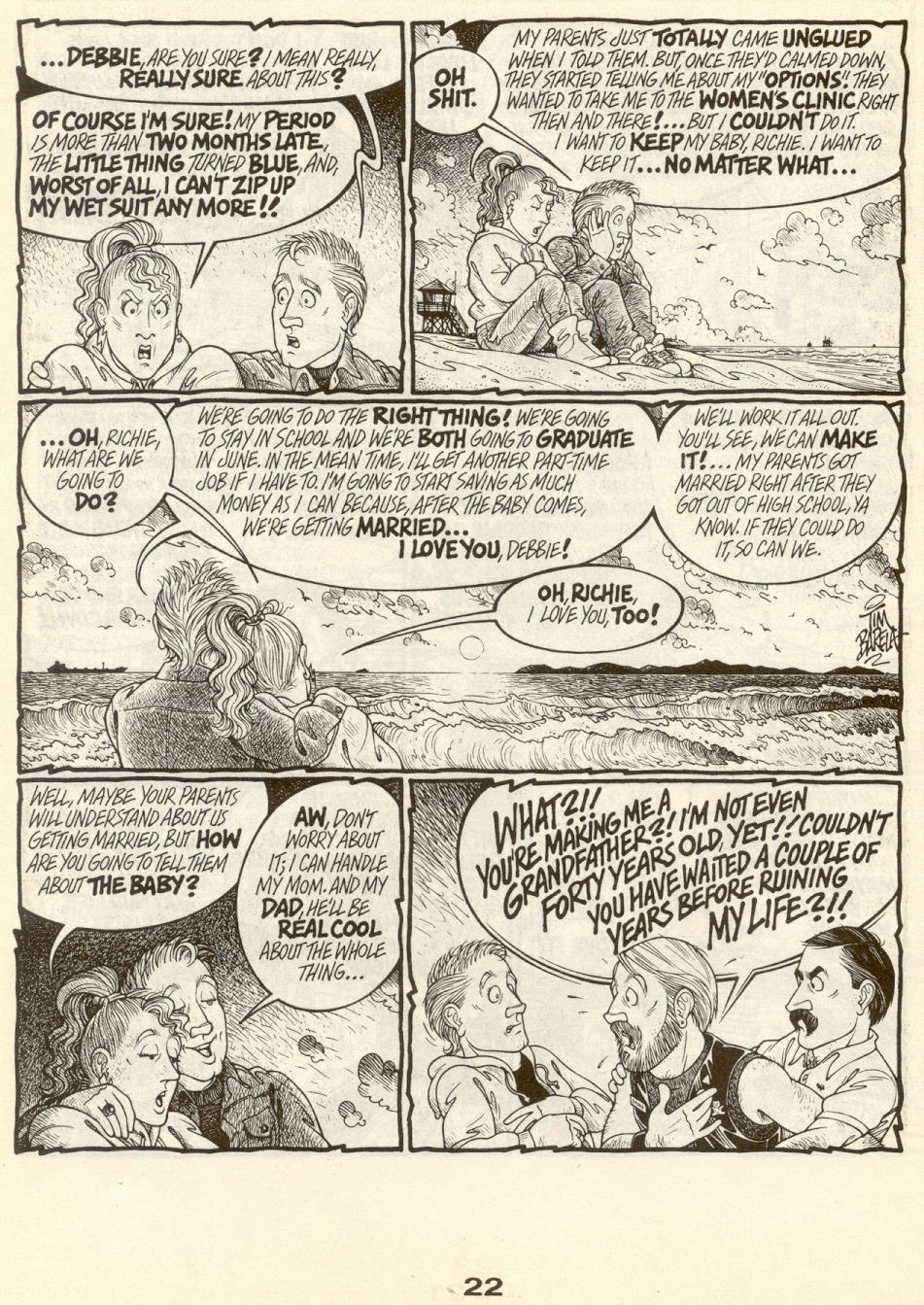 Gay Comix (Gay Comics) issue _Special_1 - Page 25