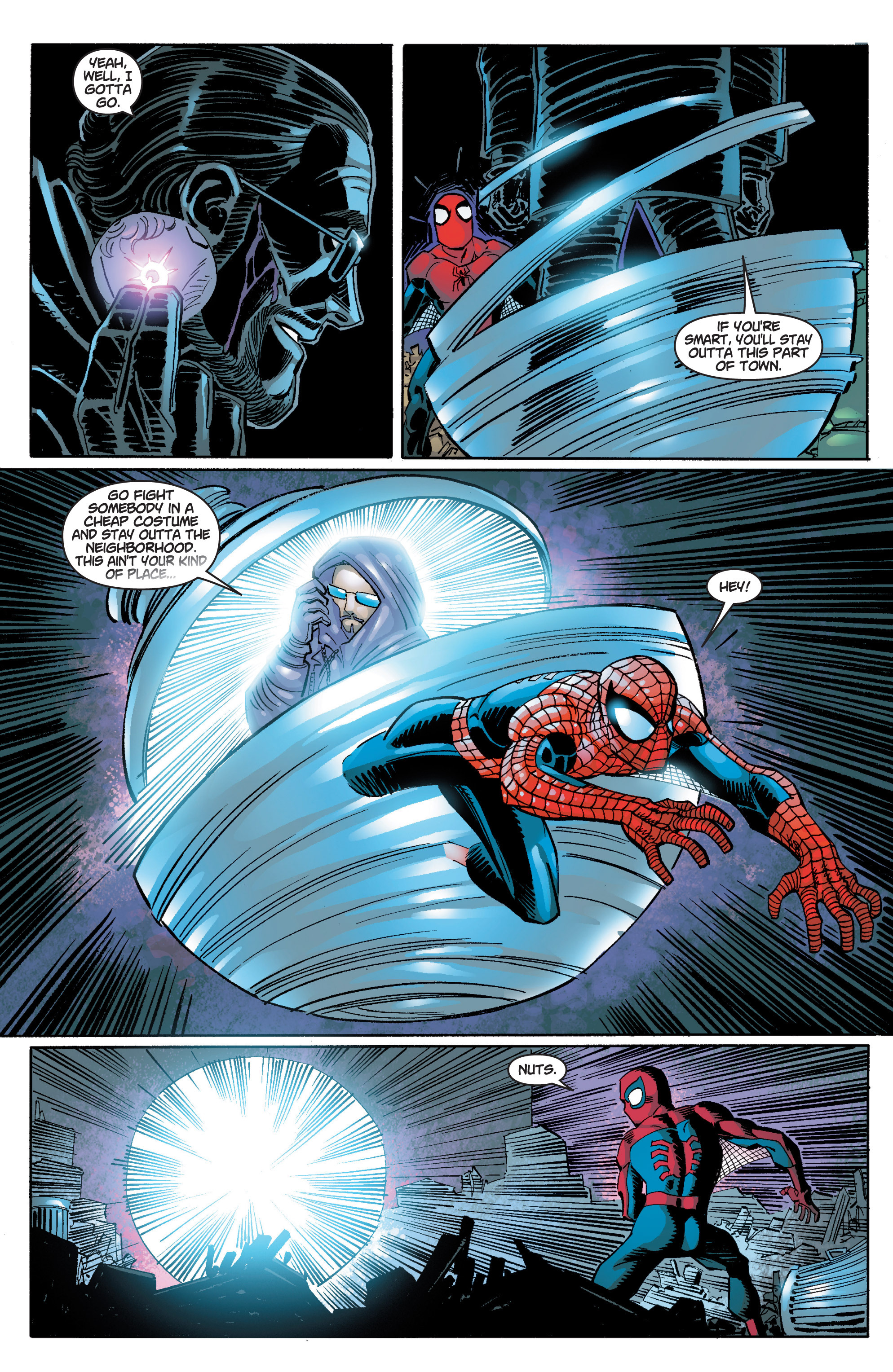 The Amazing Spider-Man (1999) 40 Page 19