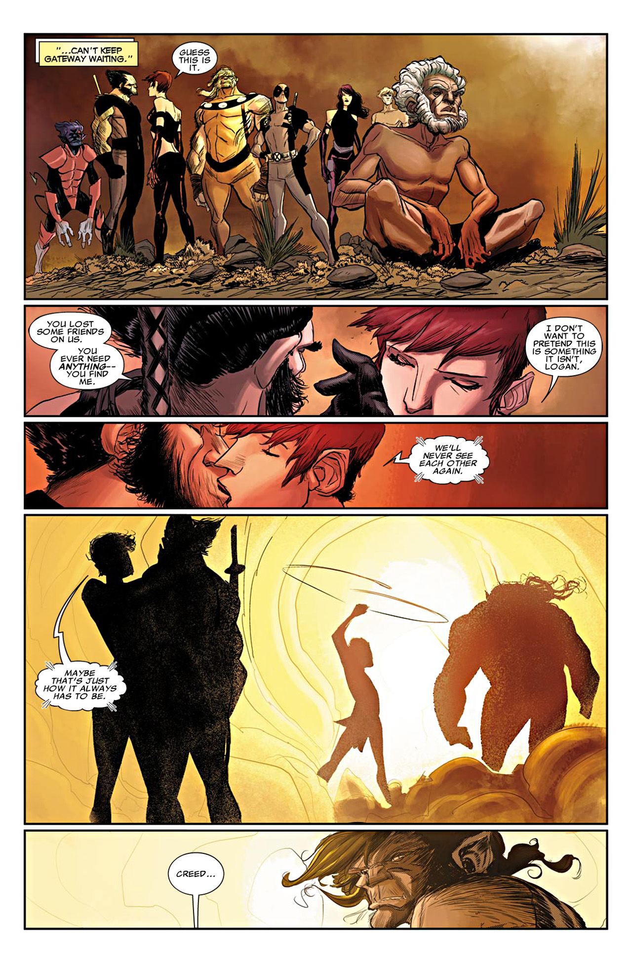 Read online Uncanny X-Force (2010) comic -  Issue #19 - 9