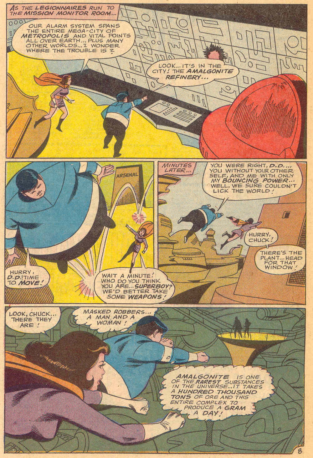 Read online Action Comics (1938) comic -  Issue #380 - 26