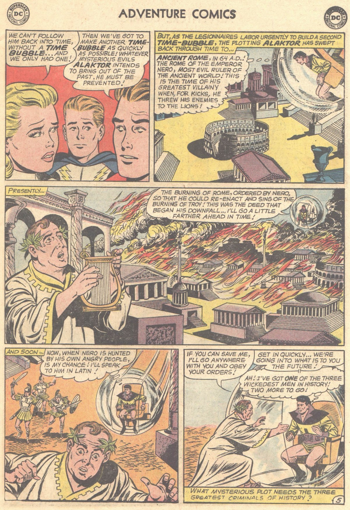 Read online Adventure Comics (1938) comic -  Issue #314 - 7