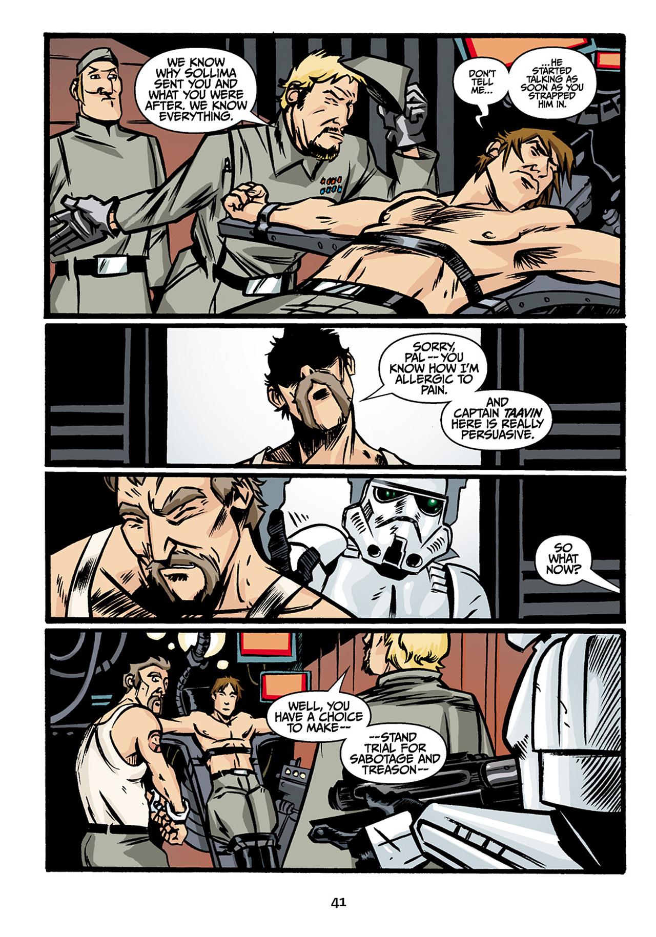 Read online Star Wars Omnibus comic -  Issue # Vol. 33 - 43