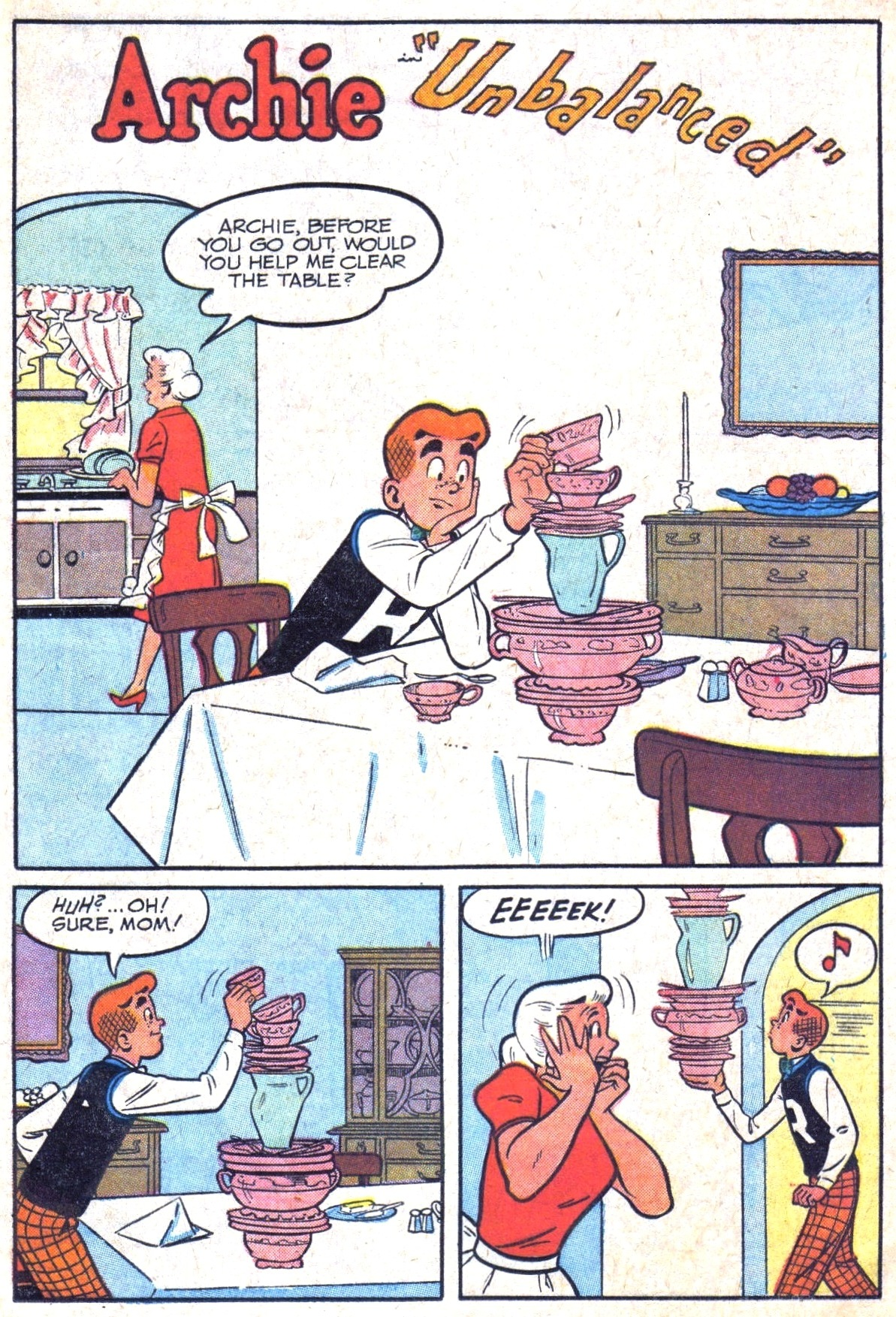 Read online Archie (1960) comic -  Issue #125 - 13