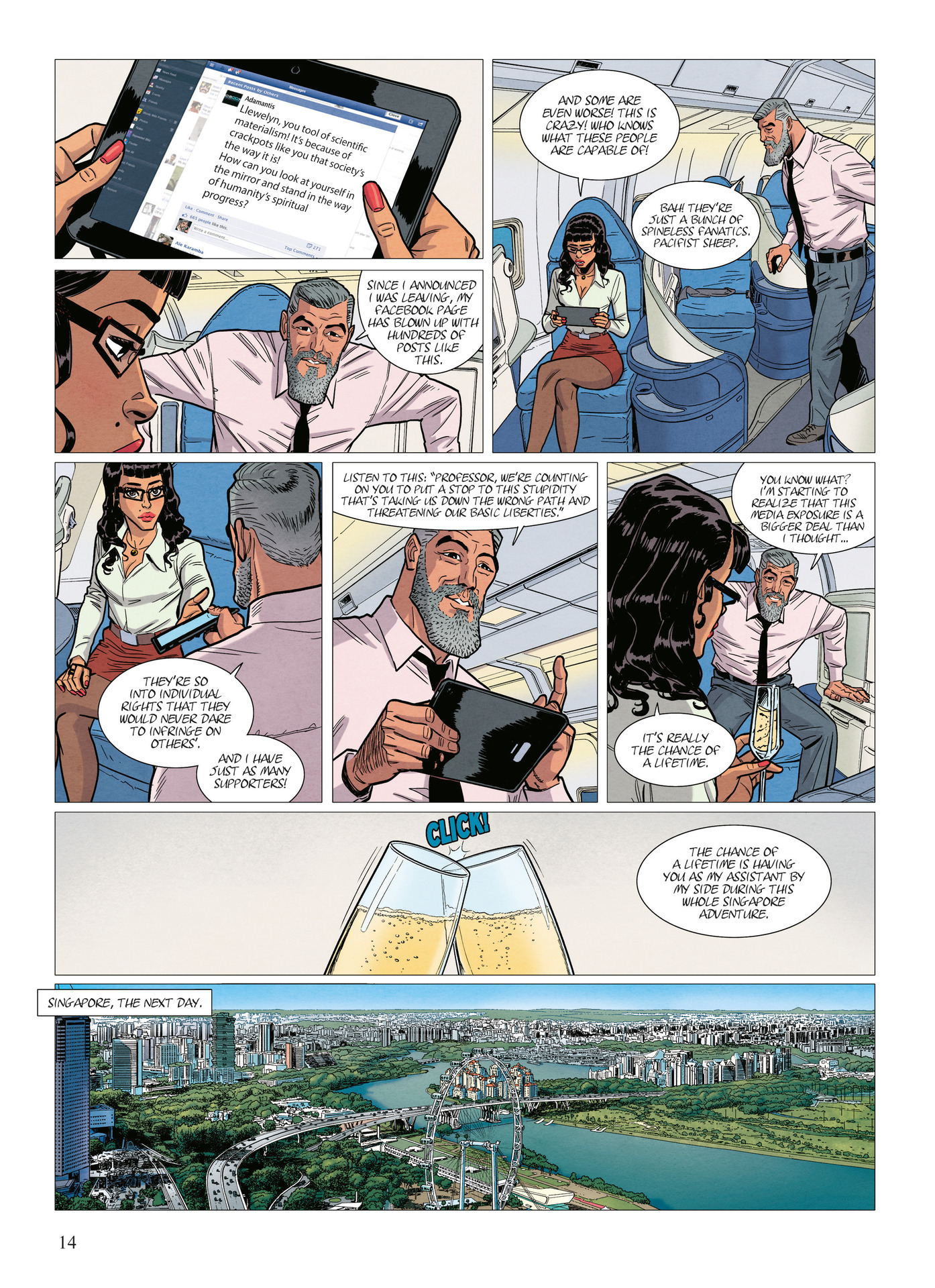 Read online Alter Ego comic -  Issue #10 - 15