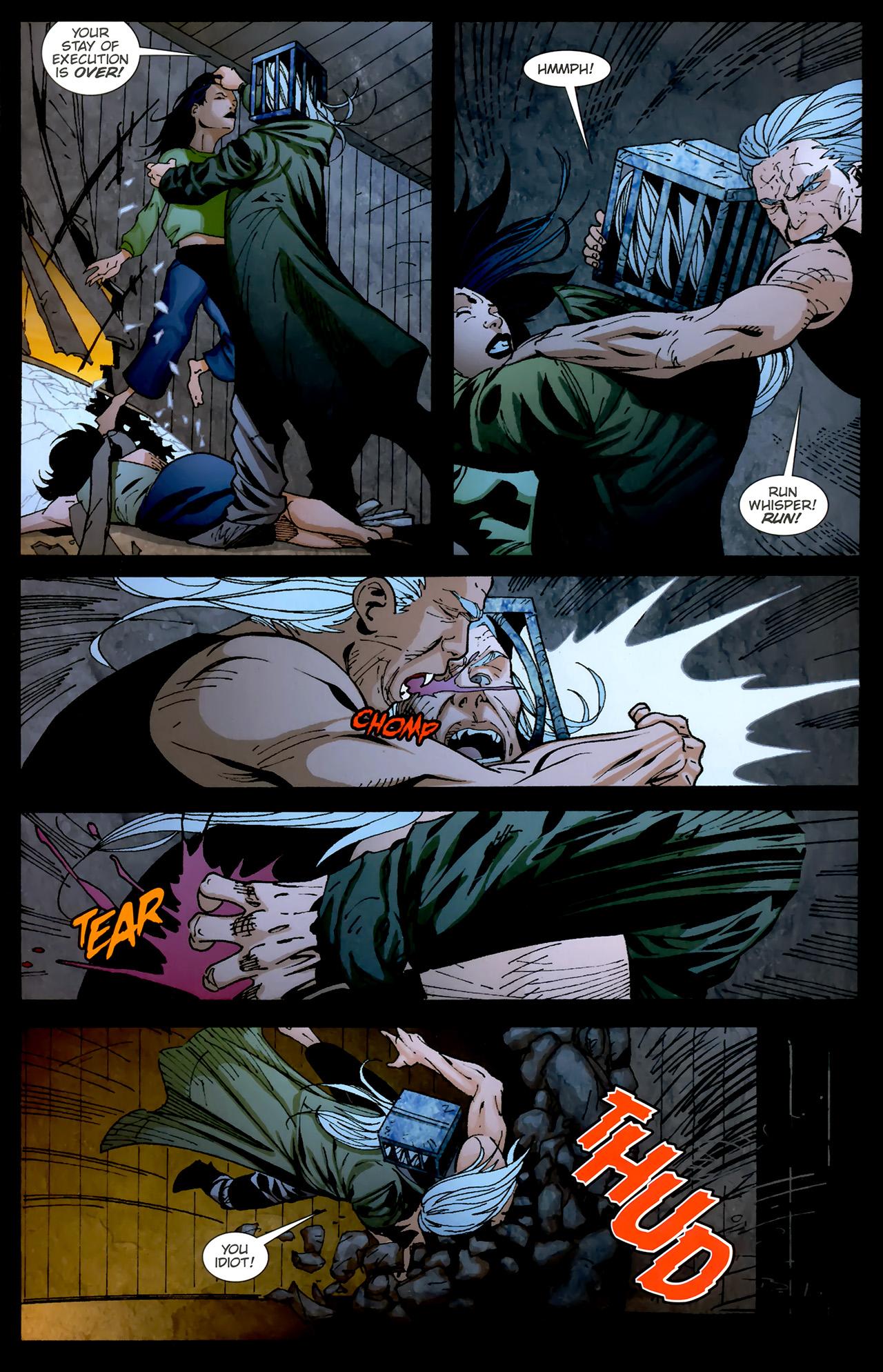 Read online Dead Romeo comic -  Issue #6 - 15