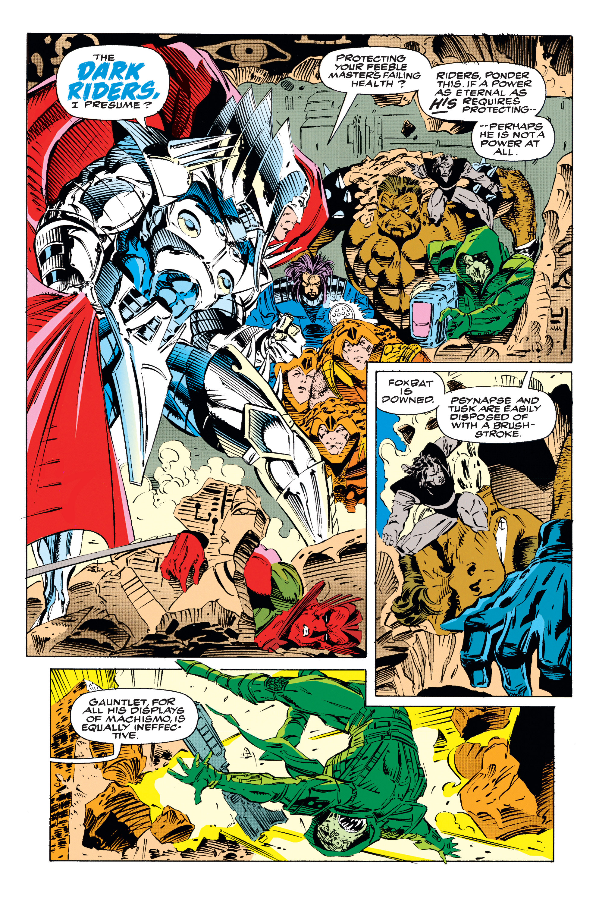 X-Men (1991) 15 Page 20