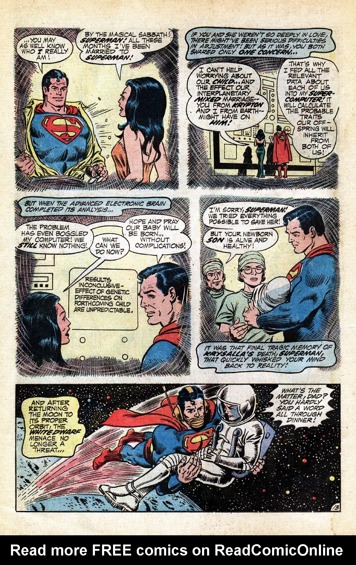 Read online Action Comics (1938) comic -  Issue #410 - 16
