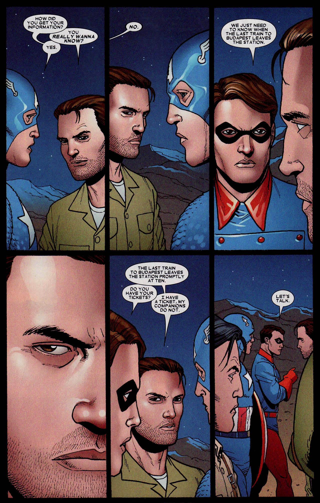 Read online Wolverine: Origins comic -  Issue #18 - 10