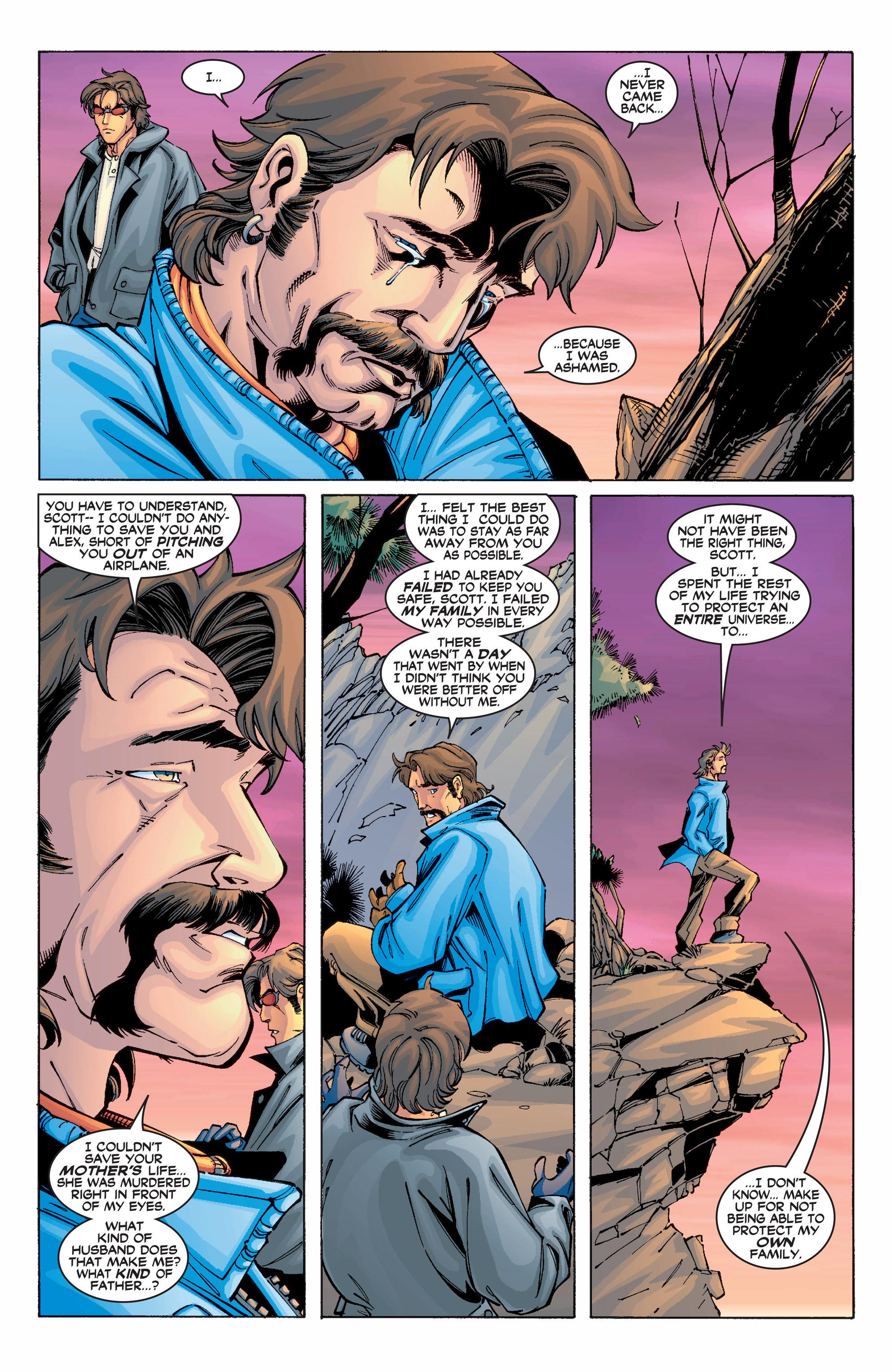 Read online Uncanny X-Men (1963) comic -  Issue #391 - 18
