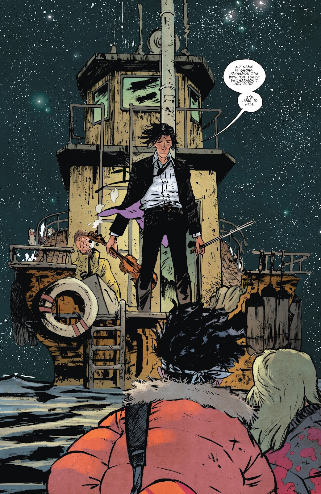 Read online Murder Falcon comic -  Issue #6 - 26