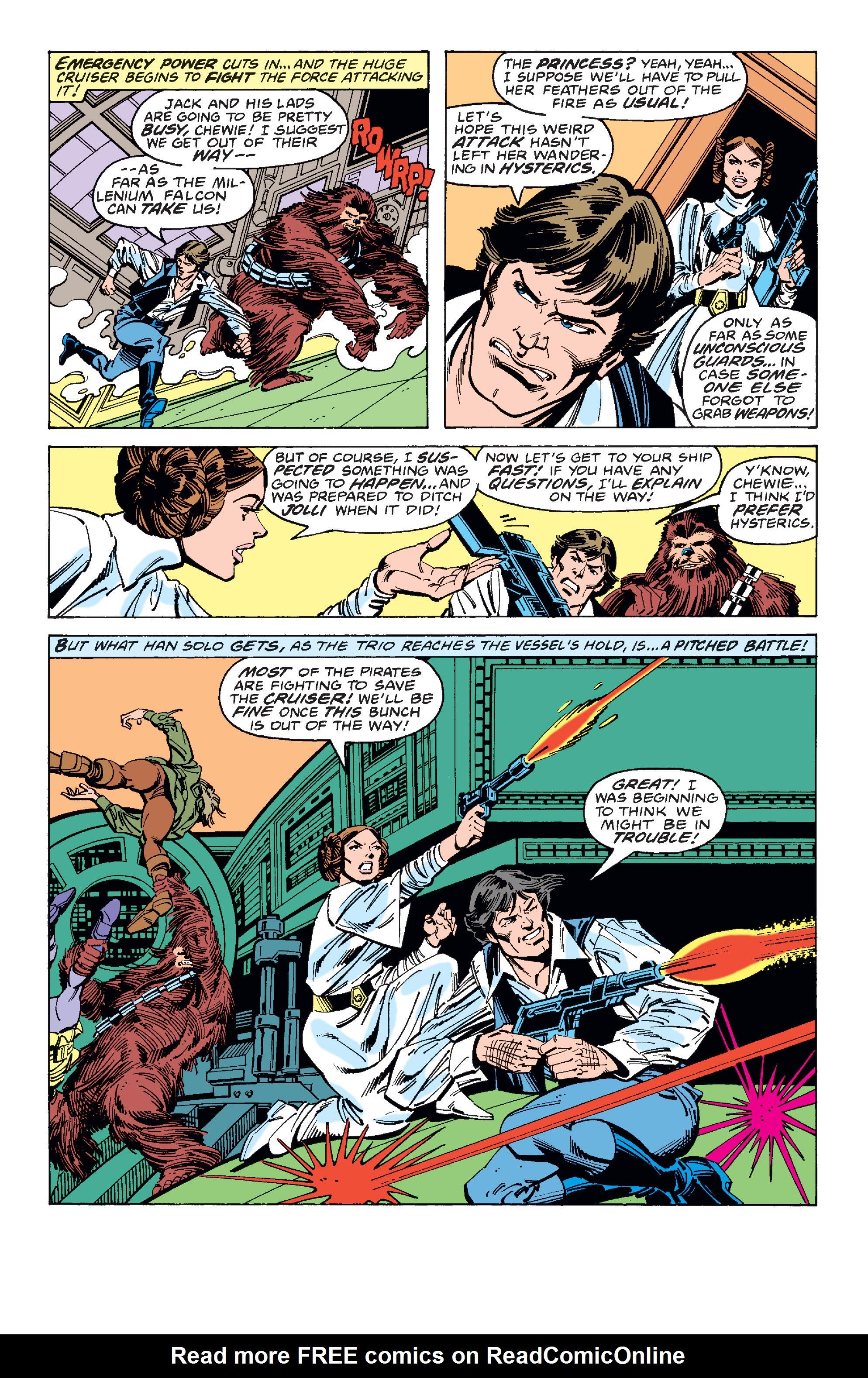 Read online Star Wars Omnibus comic -  Issue # Vol. 13 - 236