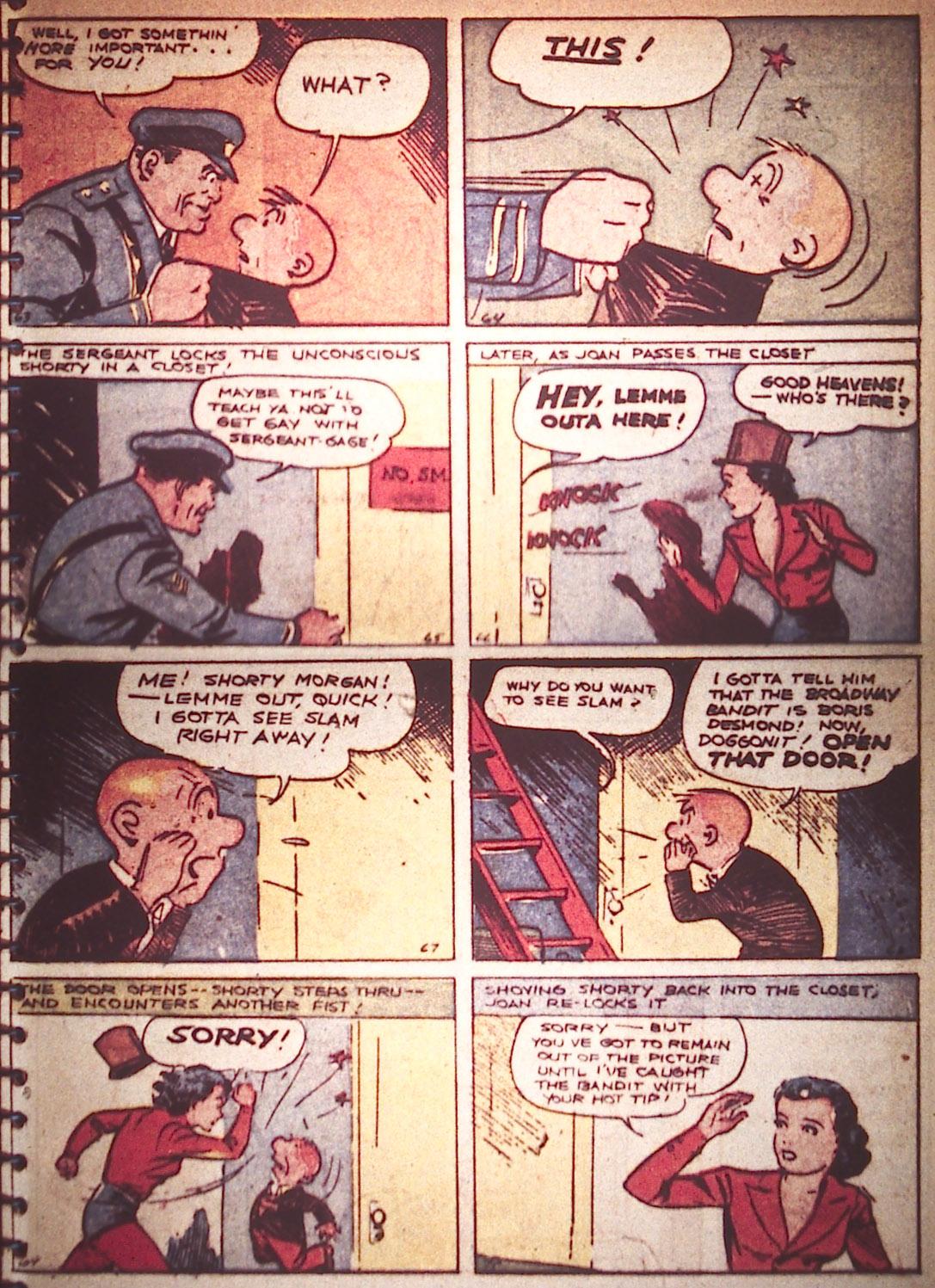Read online Detective Comics (1937) comic -  Issue #16 - 63