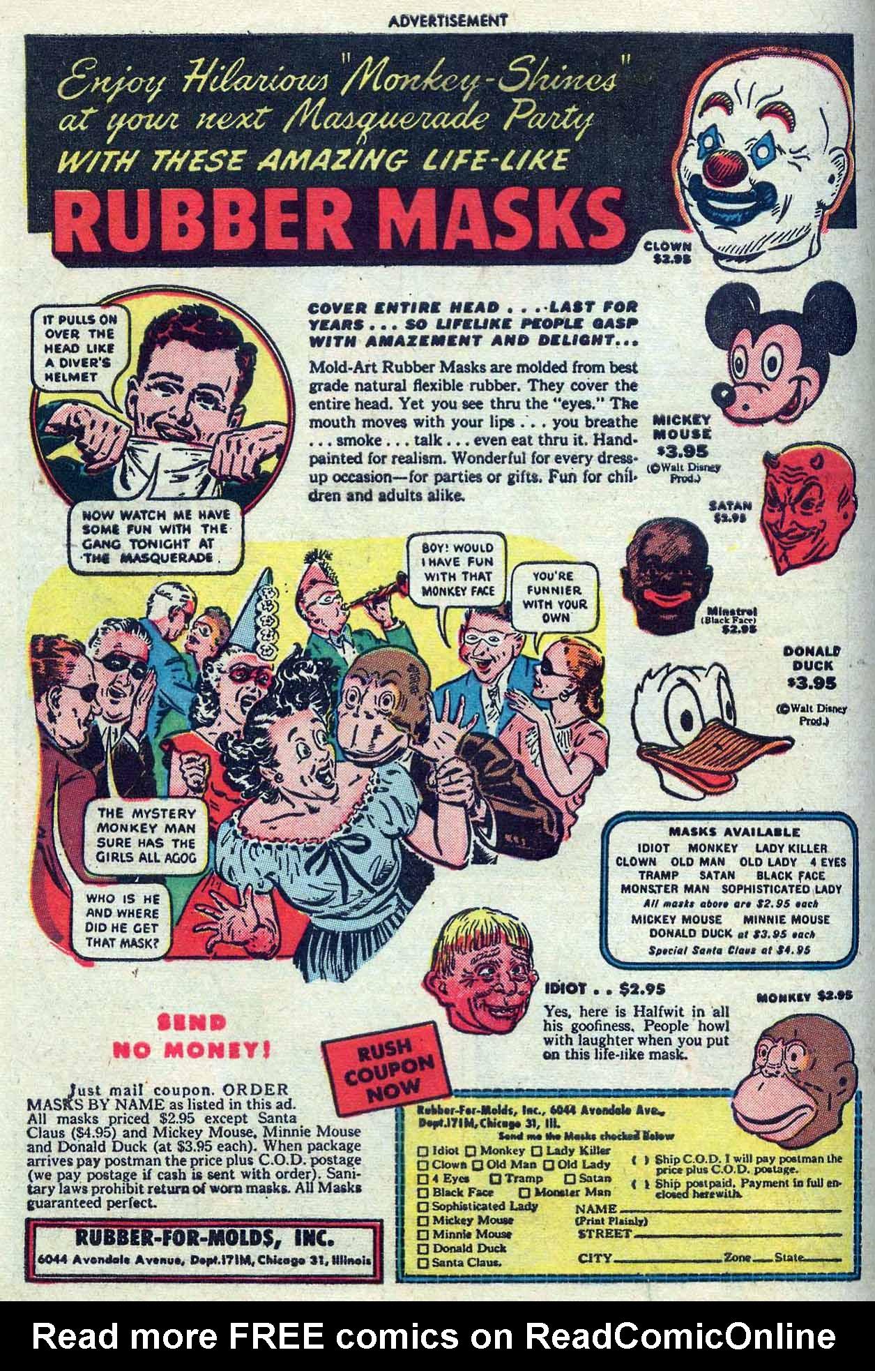 Read online Adventure Comics (1938) comic -  Issue #149 - 50