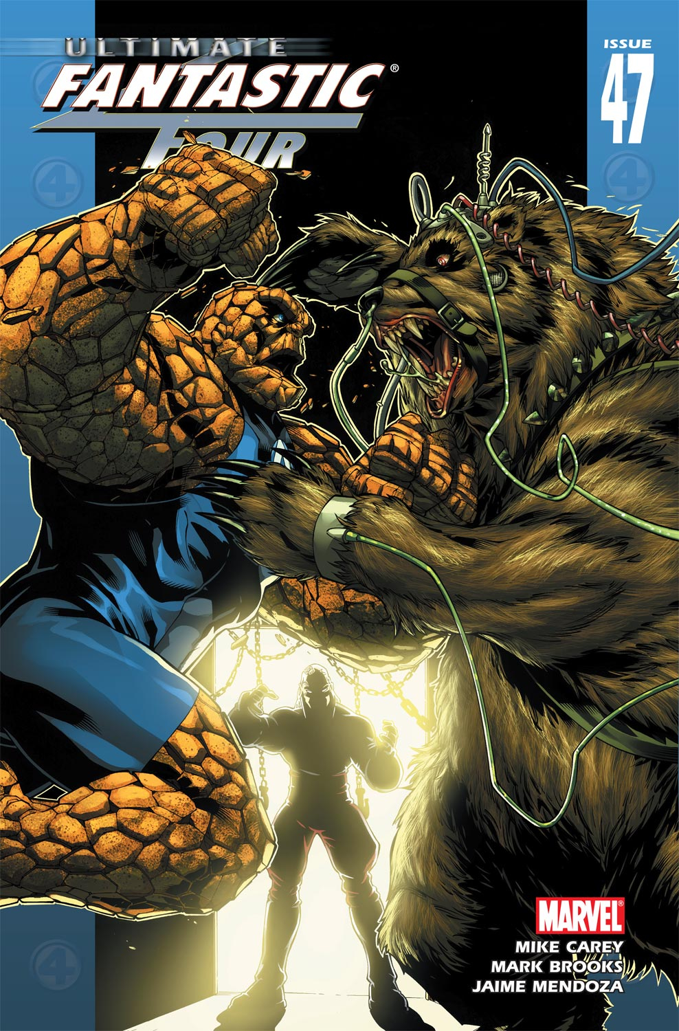 Read online Ultimate Fantastic Four (2004) comic -  Issue #47 - 1