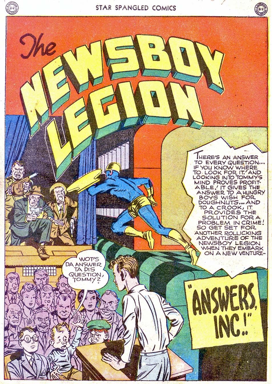 Star Spangled Comics (1941) 59 Page 3