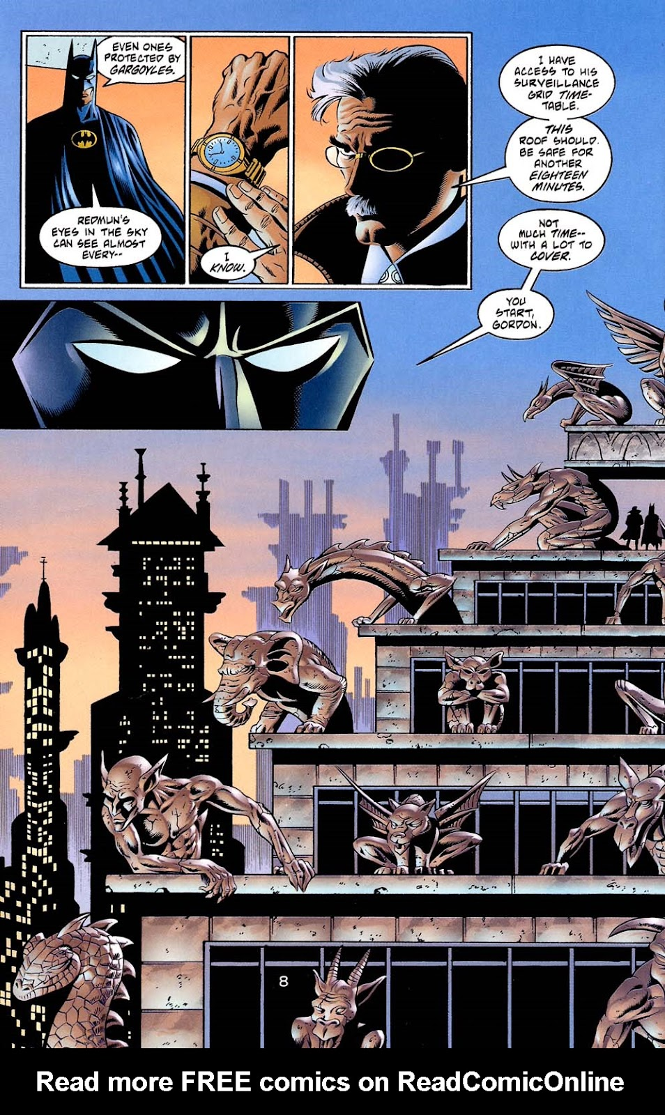 Batman: Outlaws issue 2 - Page 11